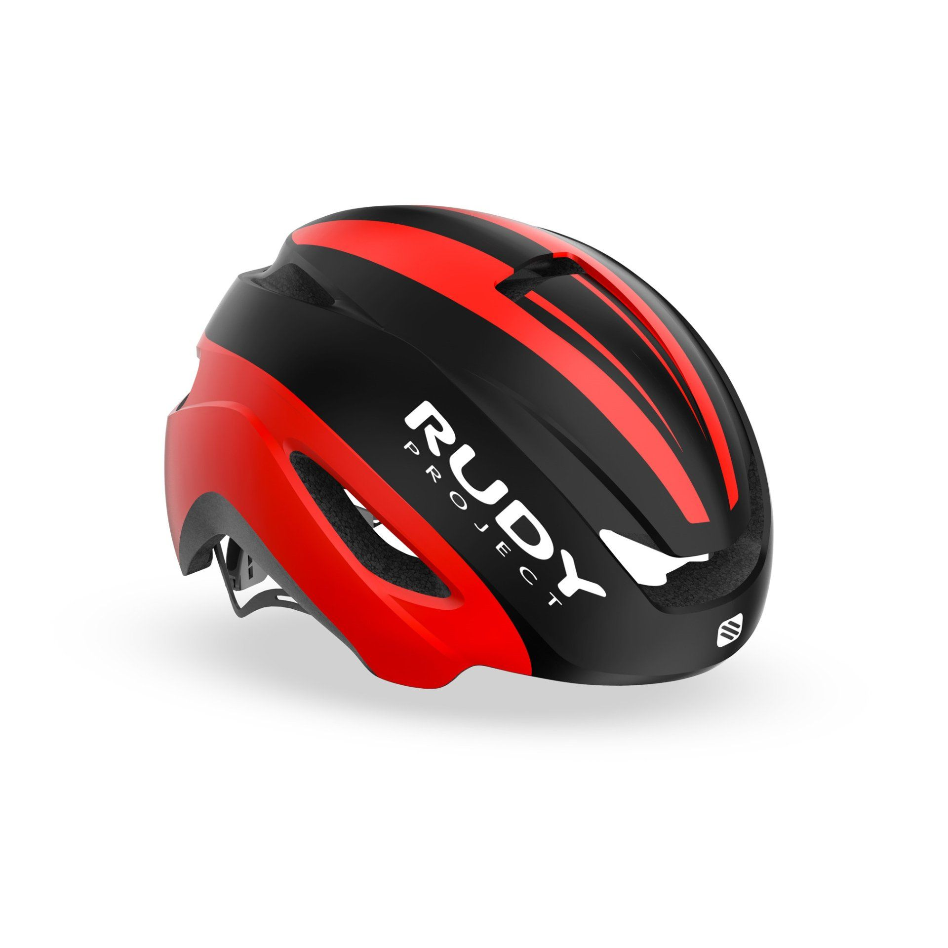 KASK ROWEROWY RUDY PROJECT VOLANTIS RED|BLACK HL750021