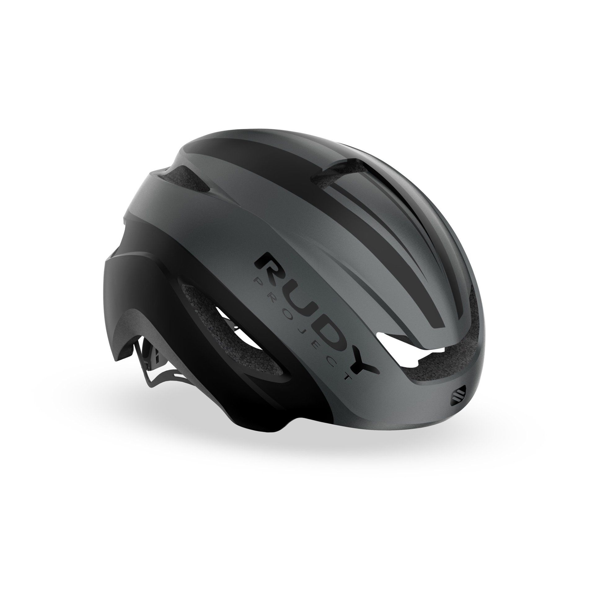 KASK ROWEROWY RUDY PROJECT VOLANTIS TITANIUM|BLACK HL750001