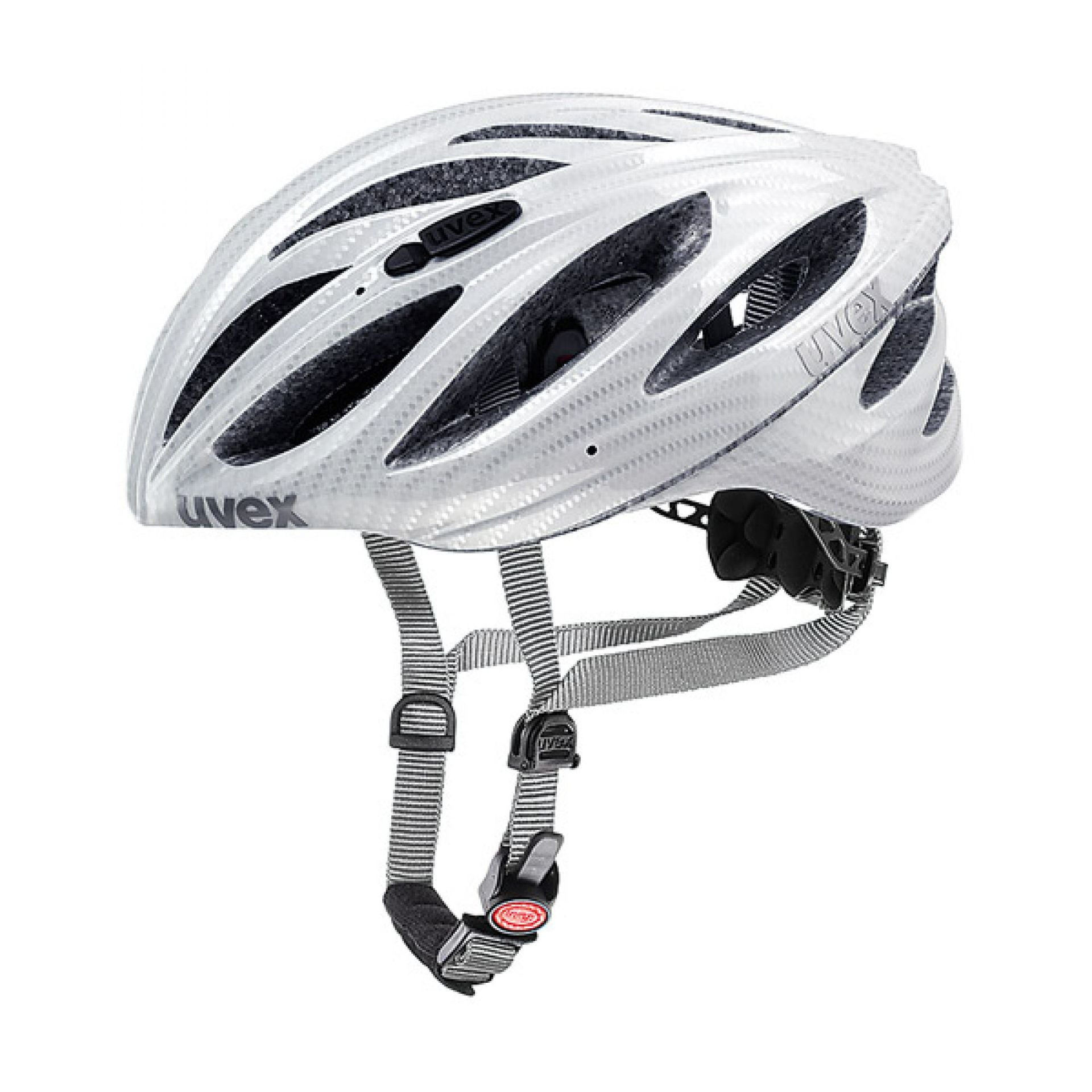 KASK ROWEROWY UVEX BOSS RACE WHITE