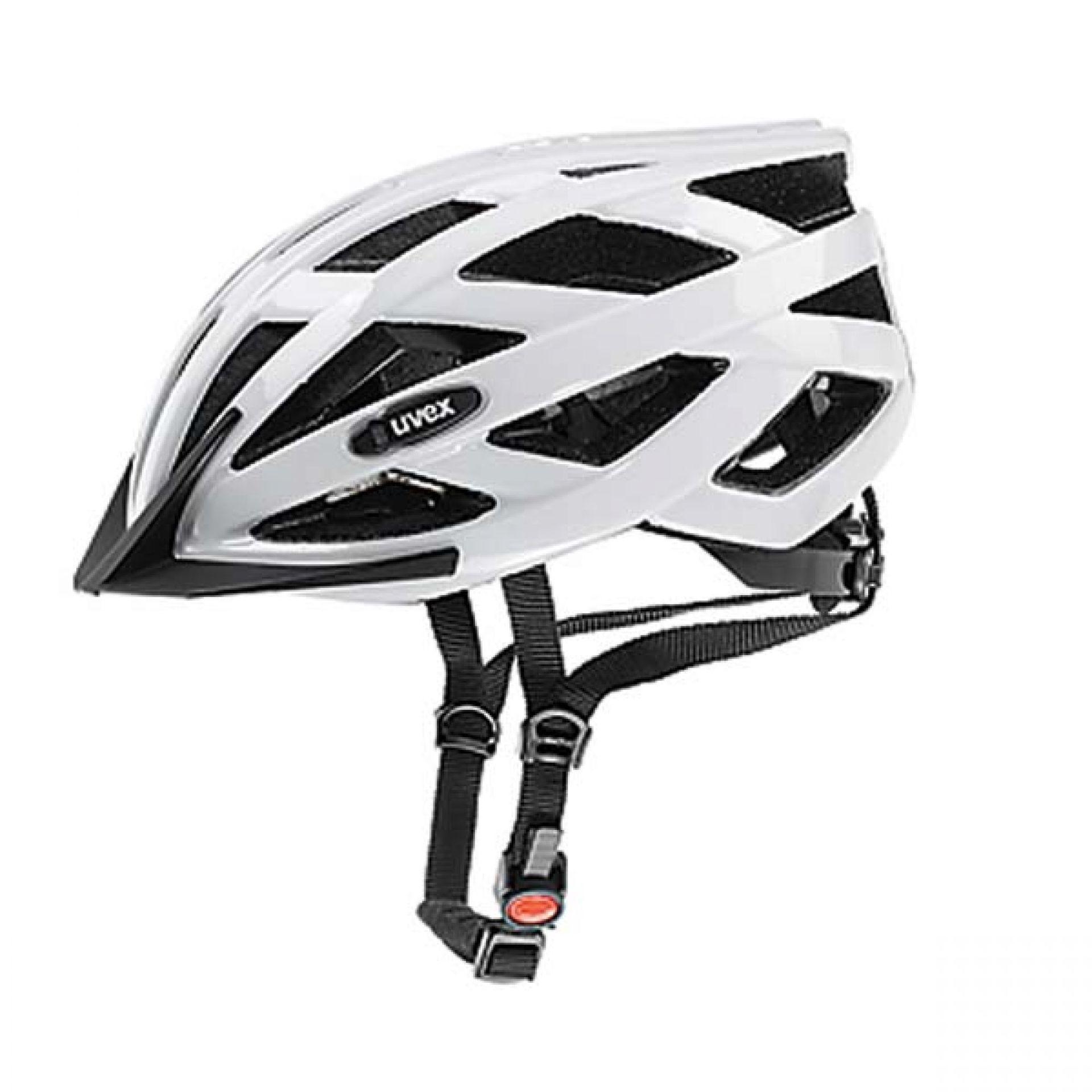 Kask rowerowy Uvex I-vo biały