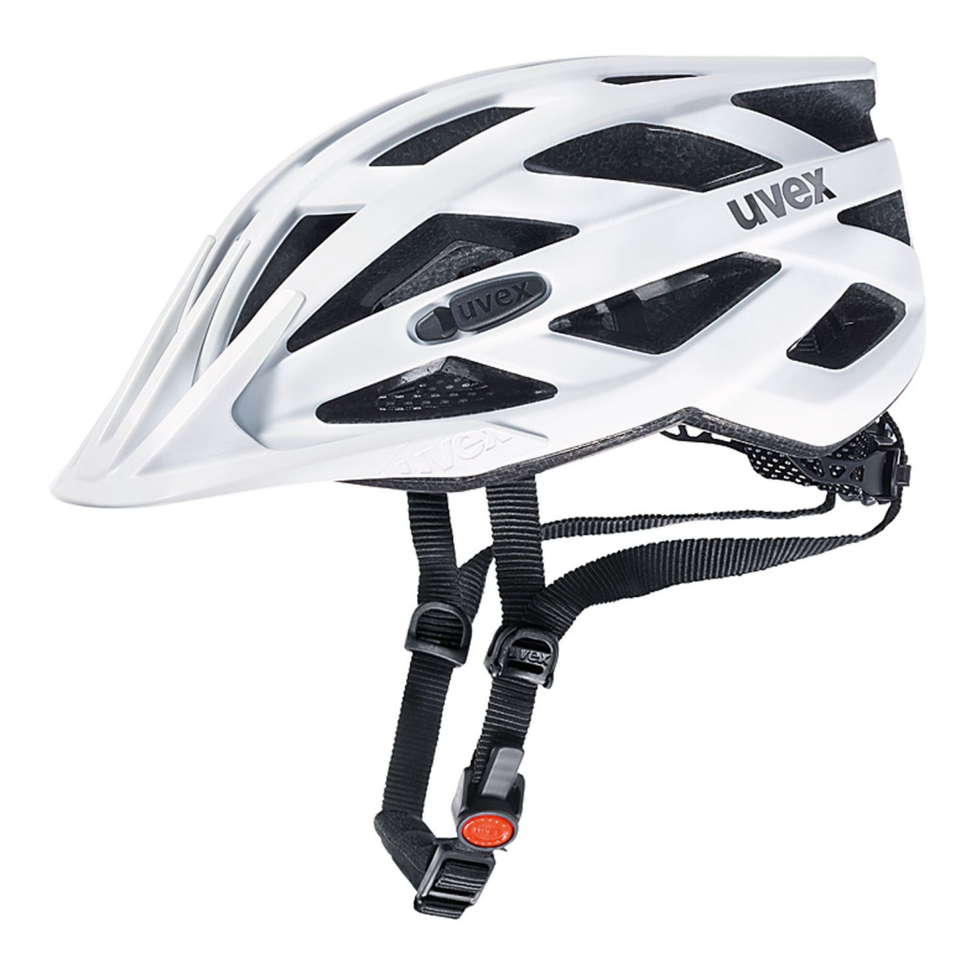 KASK ROWEROWY UVEX I-VO CC WHITE MAT
