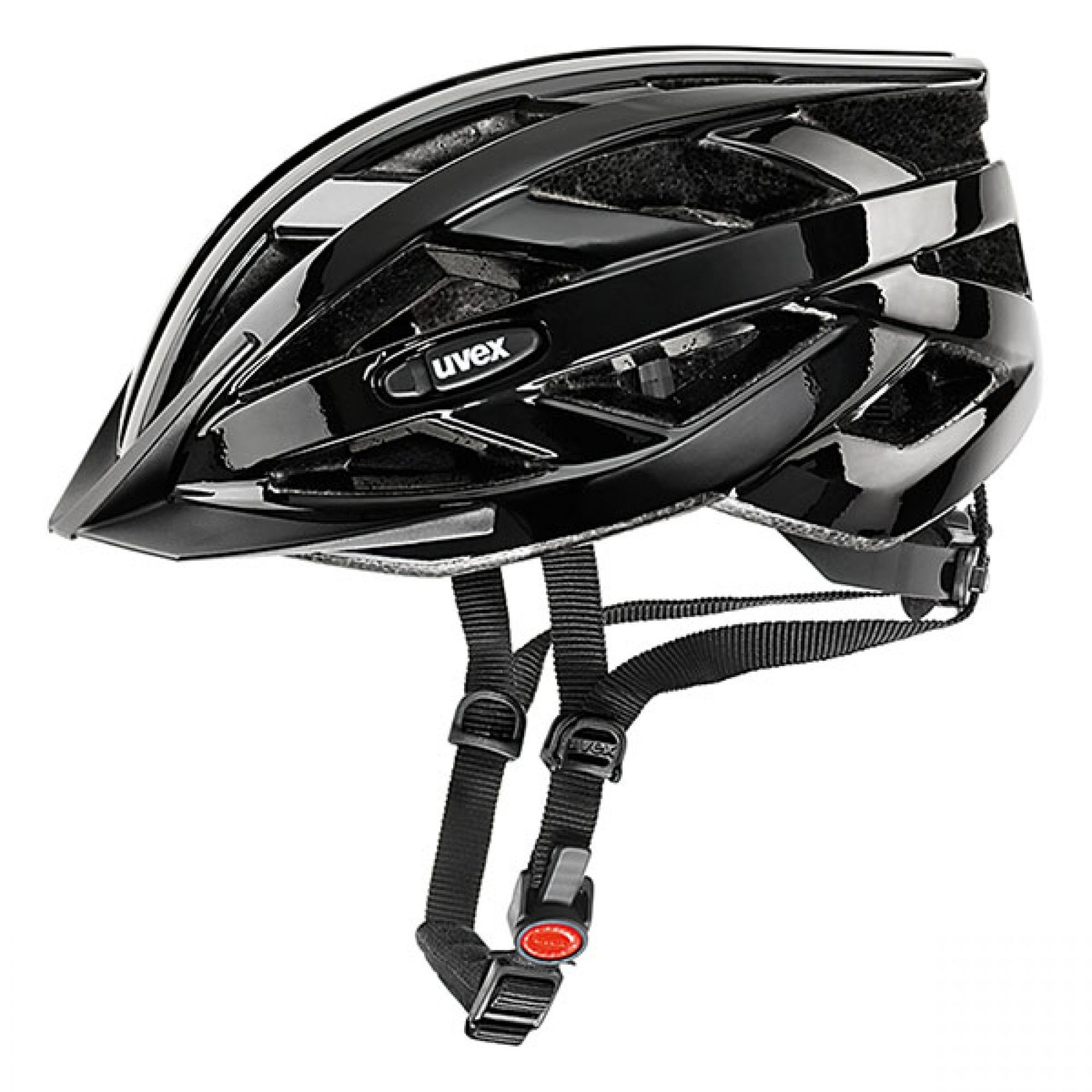 Kask rowerowy Uvex I-VO czarny