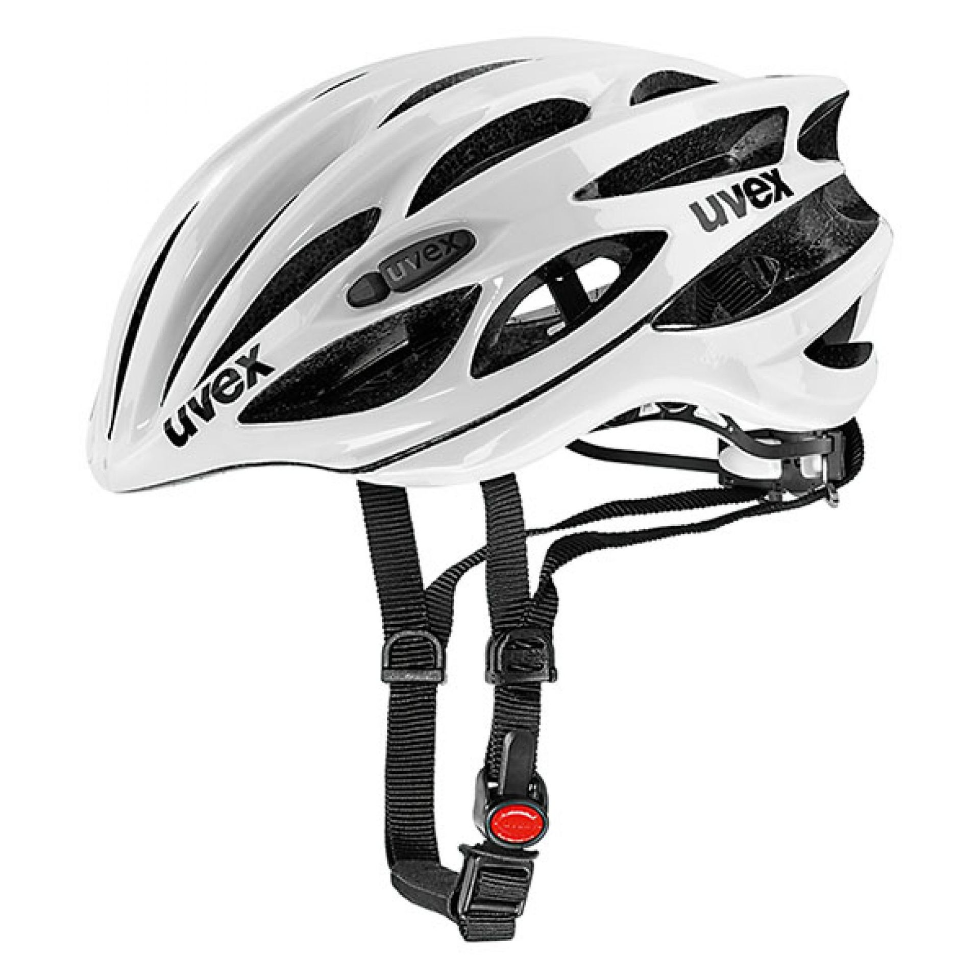 KASK ROWEROWY UVEX  RACE 1 WHITE