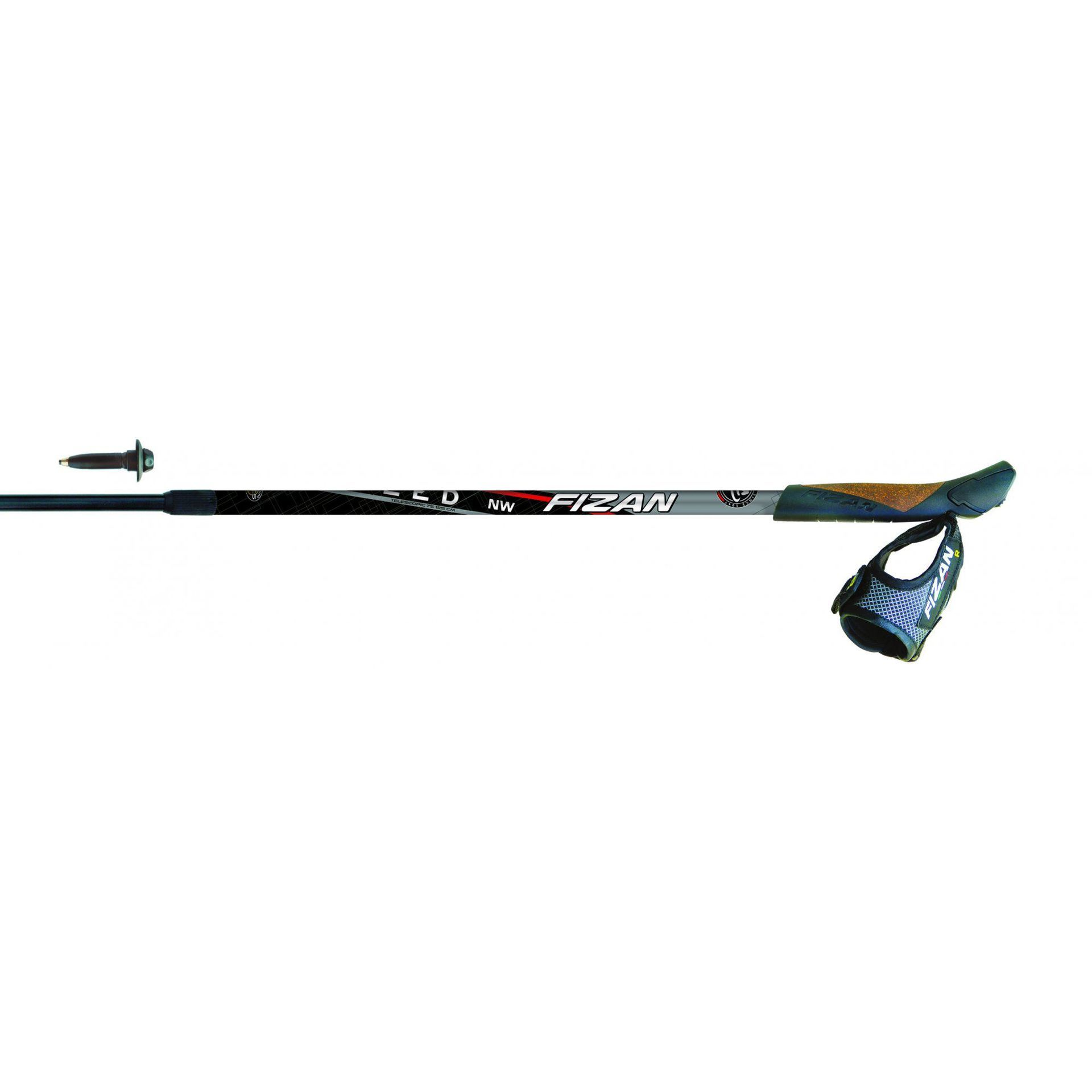 KIJE NORDIC WALKING FIZAN NW SPEED BLACK