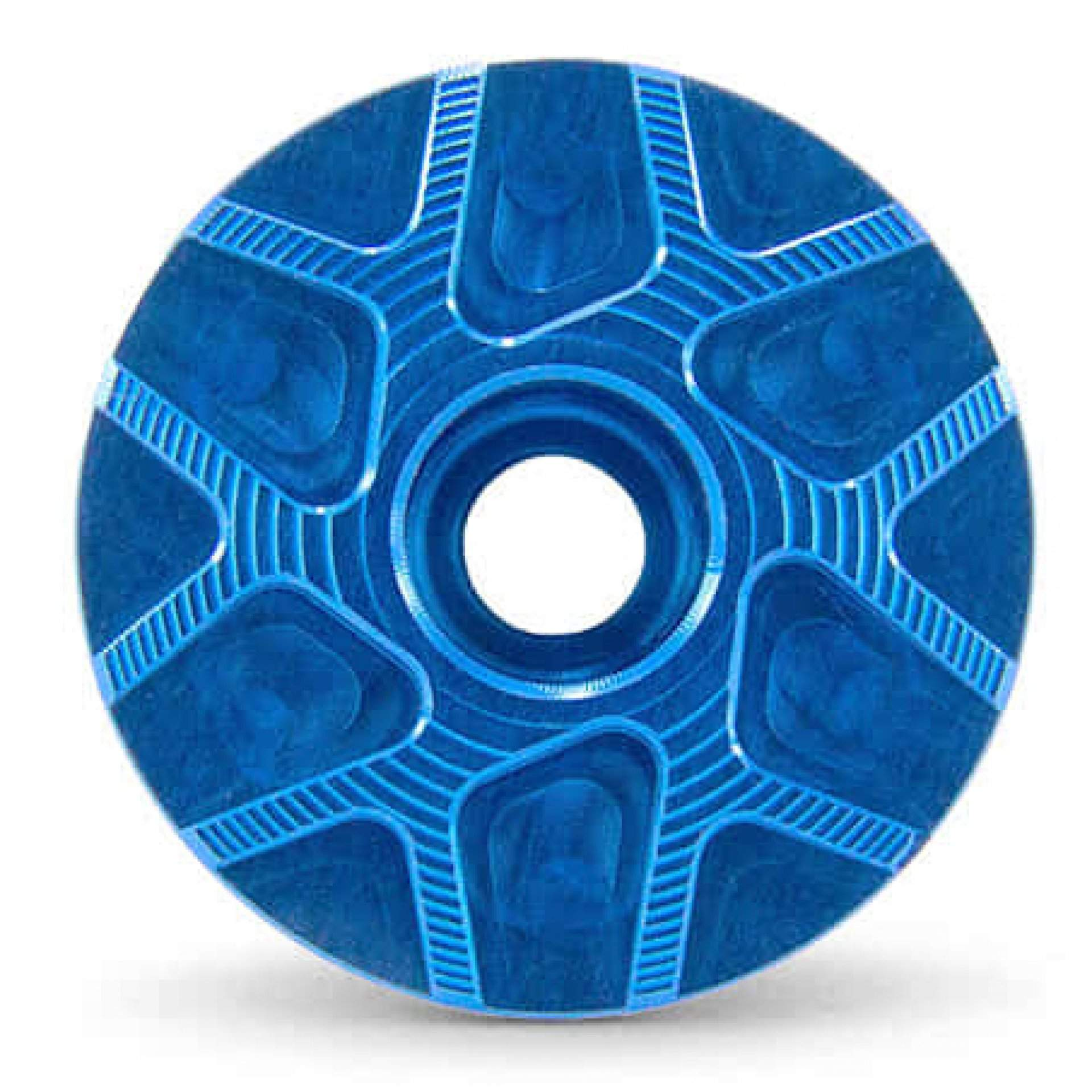 KOREK STERÓW GARBARUK STEM CAP BLUE