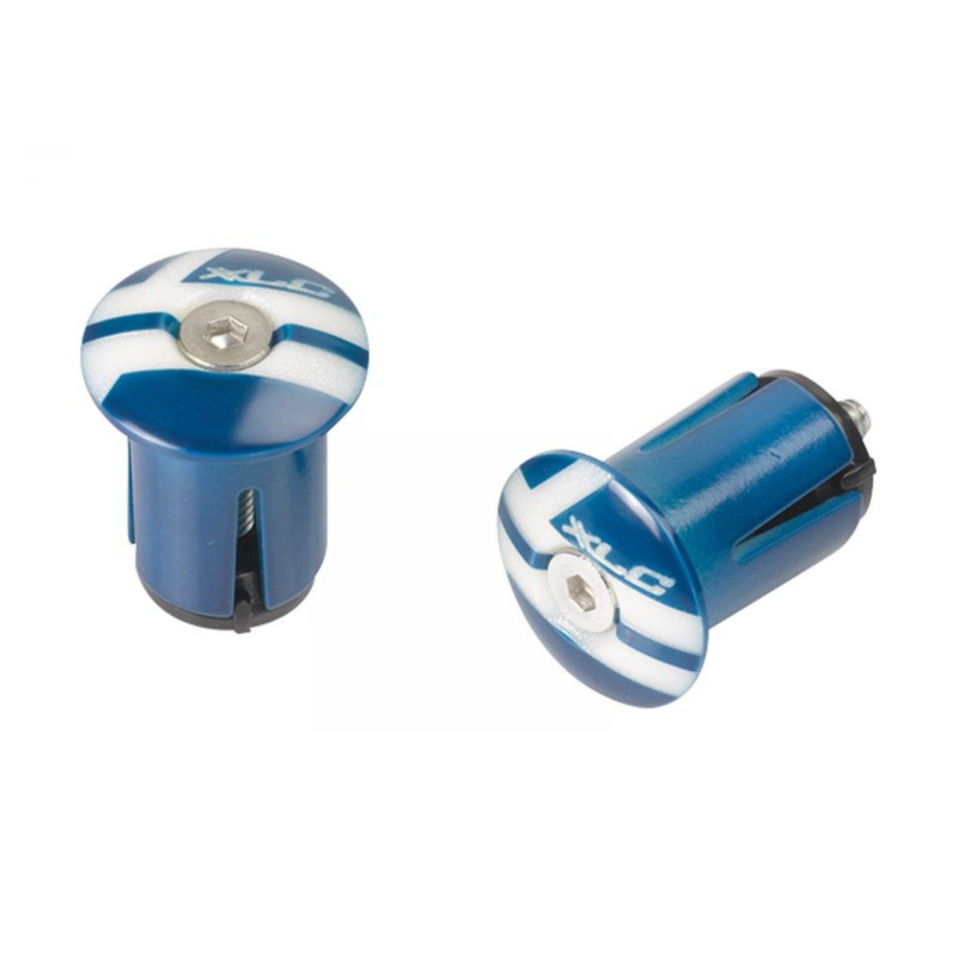 KORKI KIEROWNICY ROWEROWEJ XLC GR-X02 BLUE