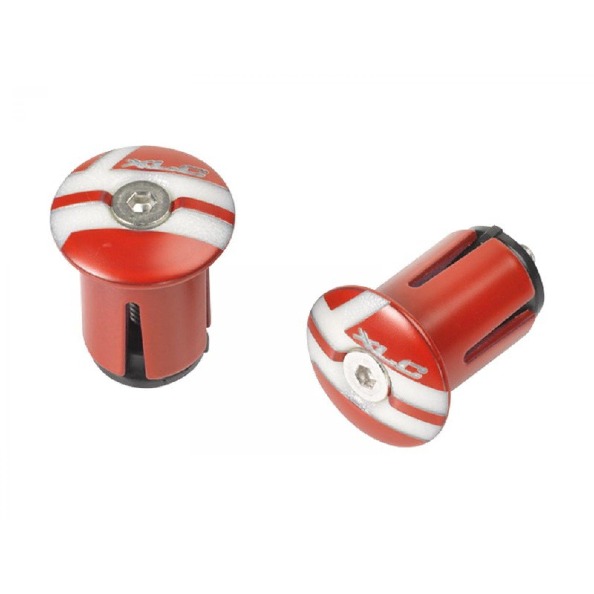 KORKI KIEROWNICY ROWEROWEJ XLC GR-X02 RED