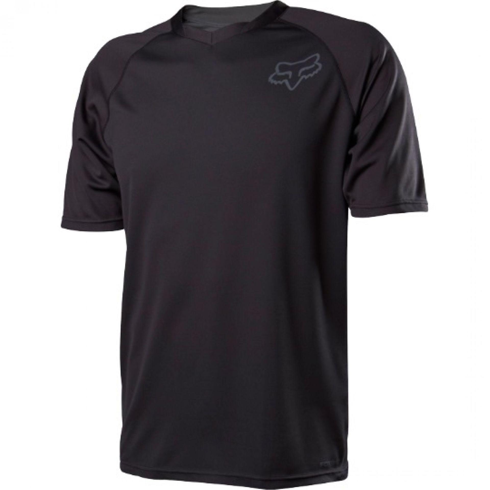 Koszulka Fox Indicator SS Jersey czarna