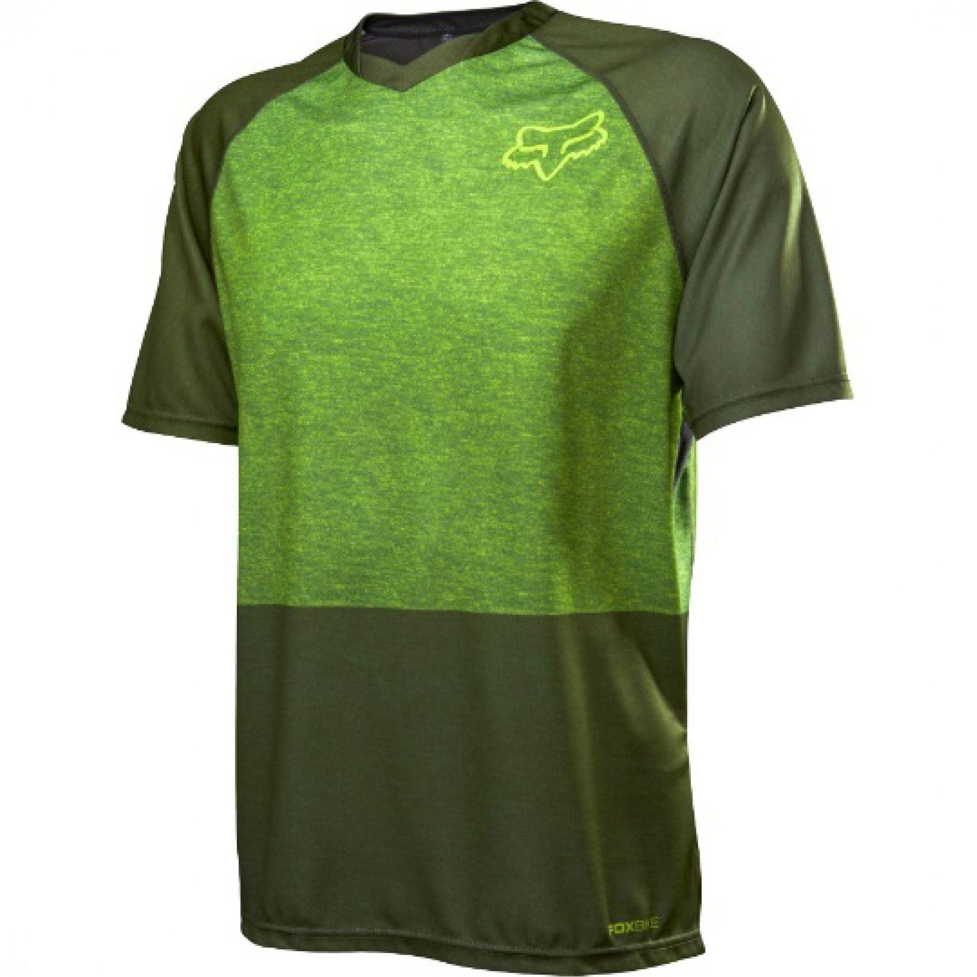 Koszulka Fox Indicator SS Jersey zielona