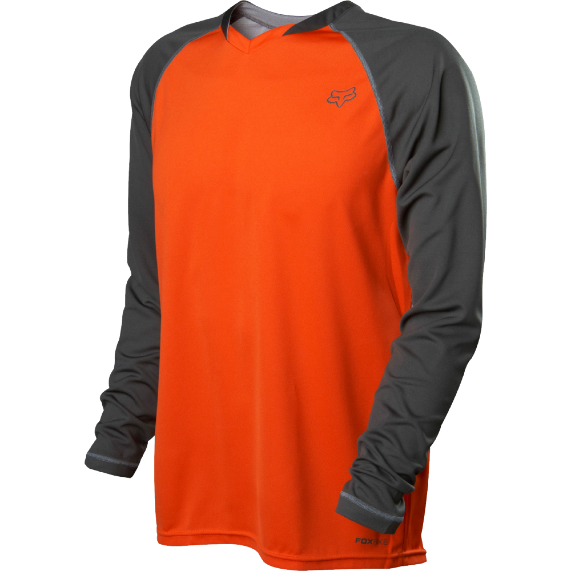 Koszulka Indicator LD Jersey pomarańczowa przód