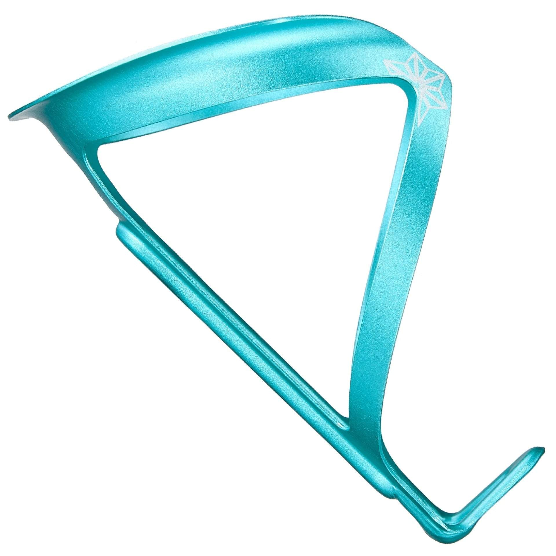 KOSZYK NA BIDON ROWEROWY SUPACAZ FLY CAGE ANO CG65 ICE BLUE