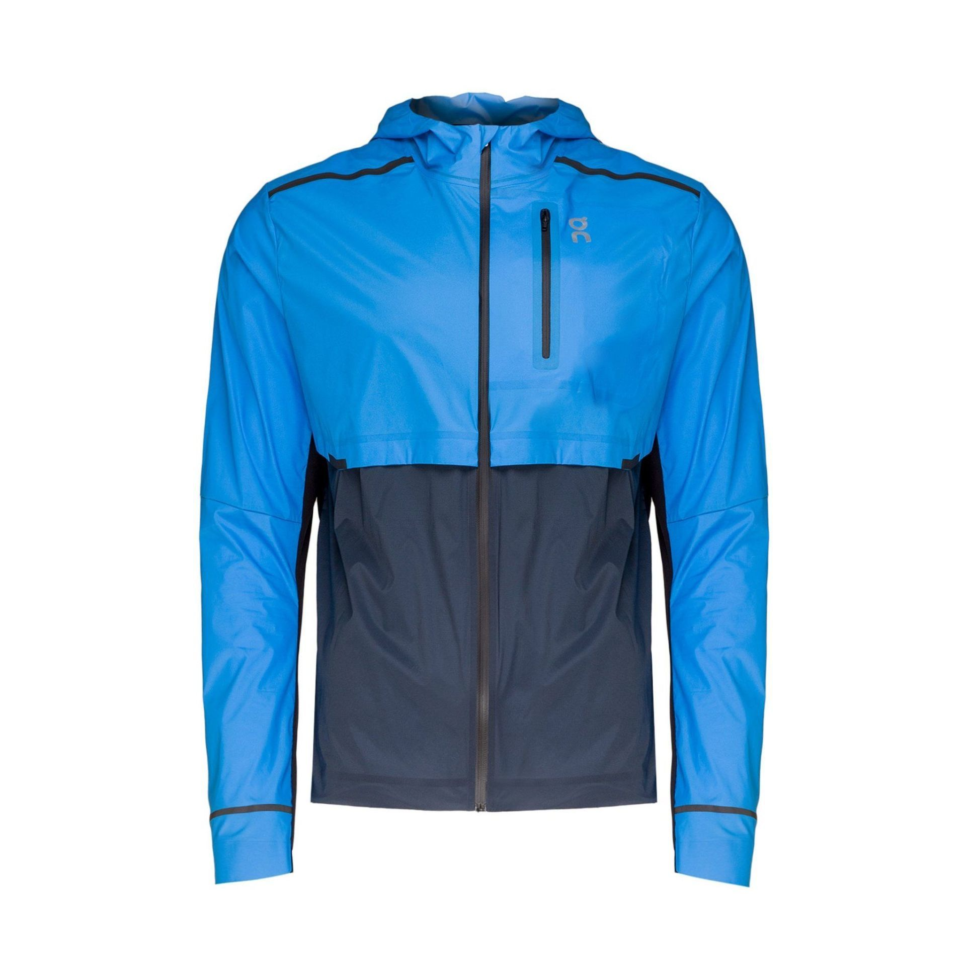 KURTKA ON RUNNING WEATHER JACKET M MALIBU|NAVY