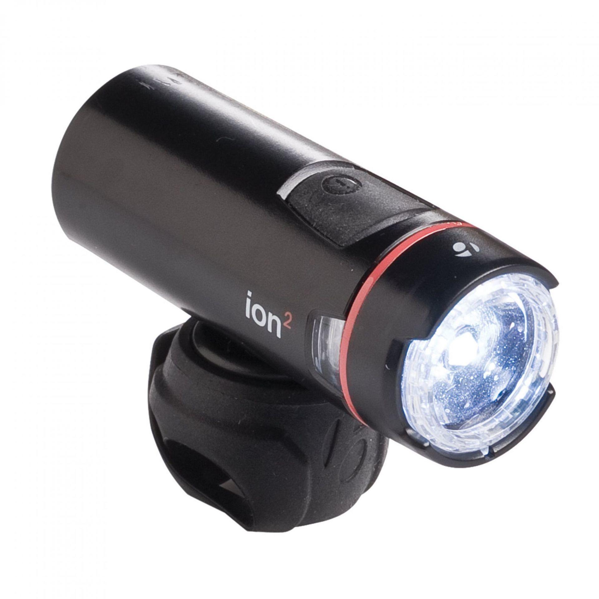 Lampka przednia Bontrager ION2 czarna