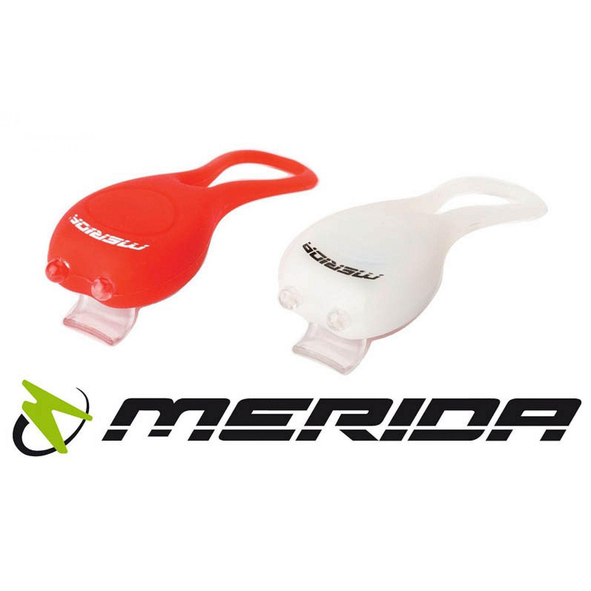 Lampka rowerowa Merida Snake MD009