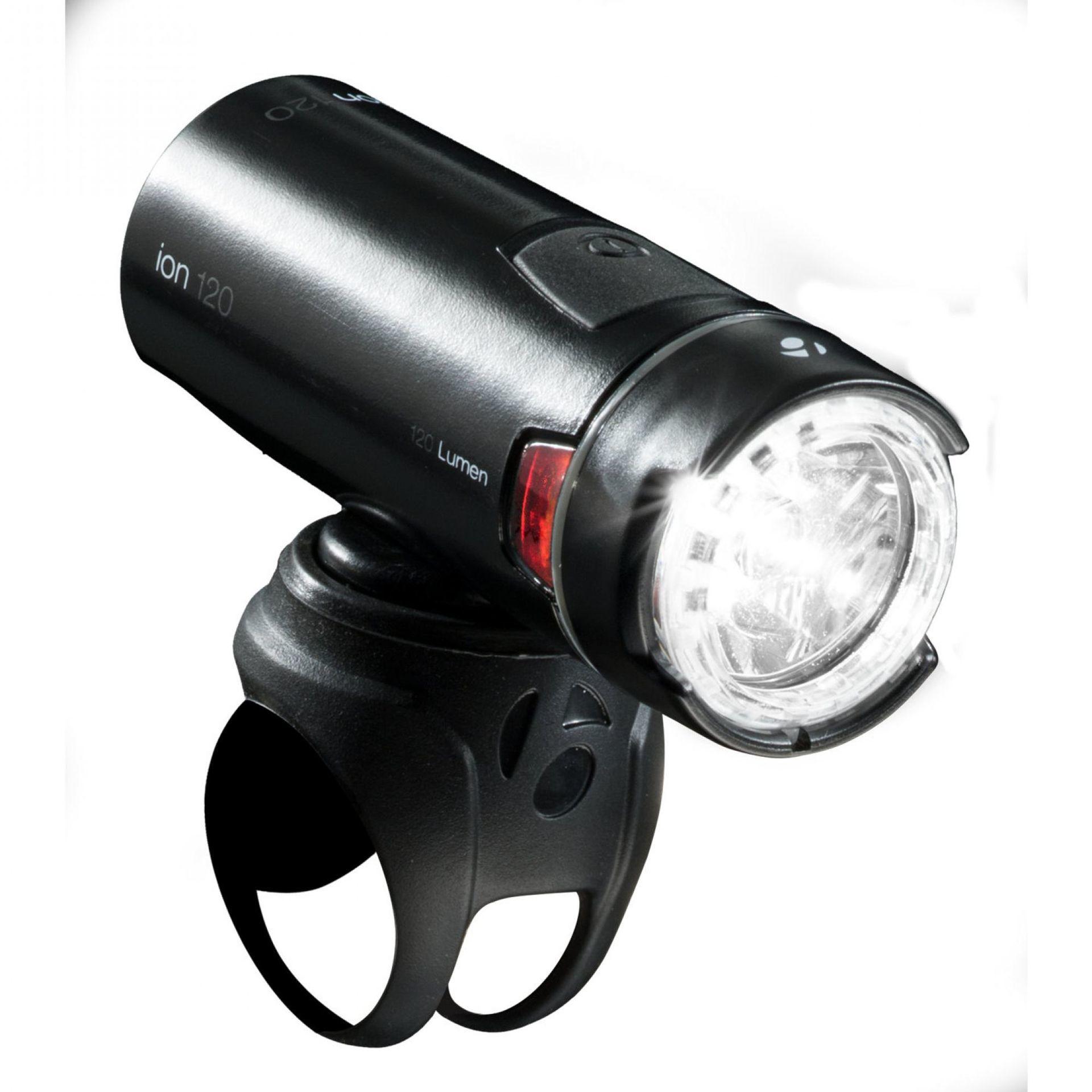 LAMPKA ROWEROWA PRZEDNIA BONTRAGER ION 120