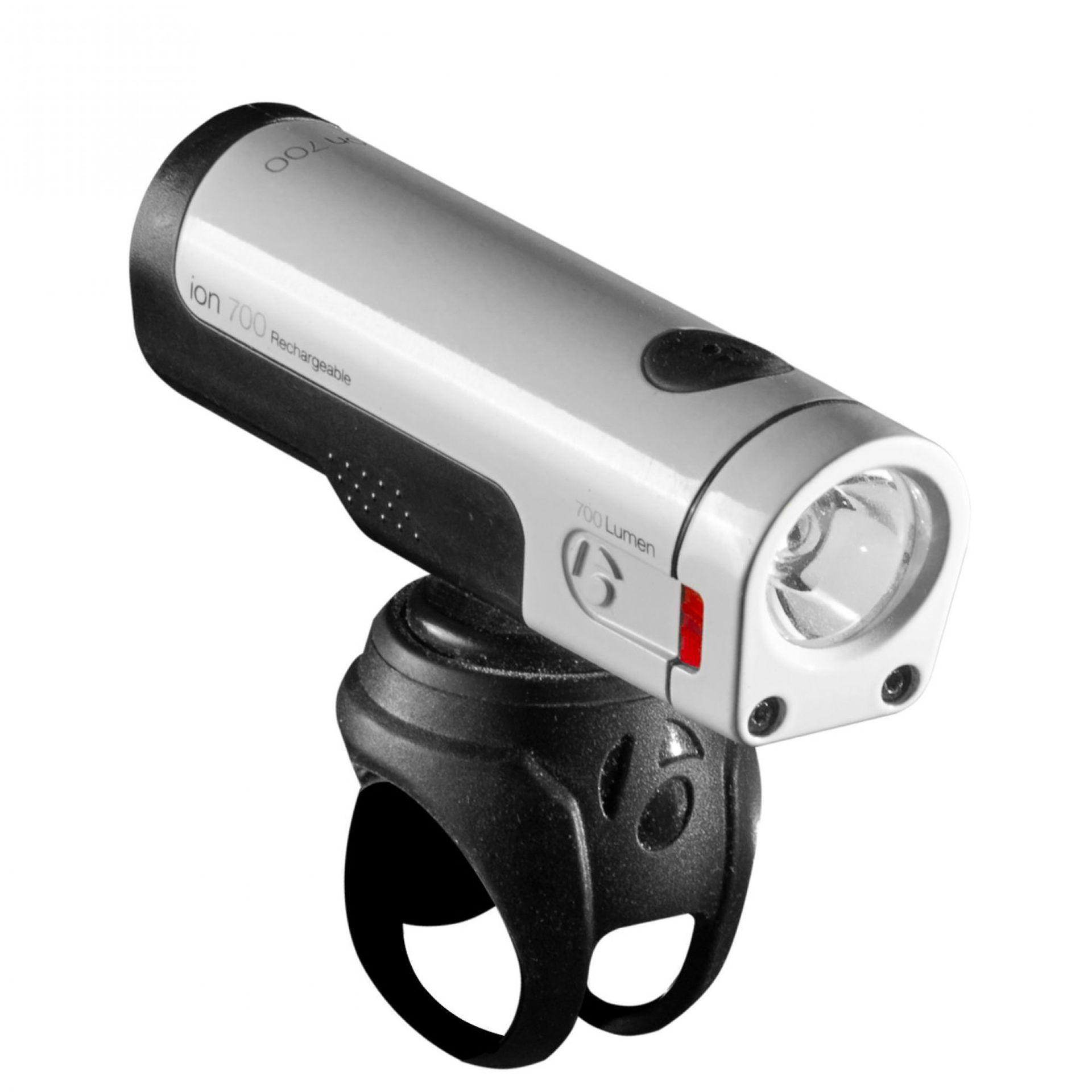 LAMPKA ROWEROWA PRZEDNIA BONTRAGER ION 700 USB