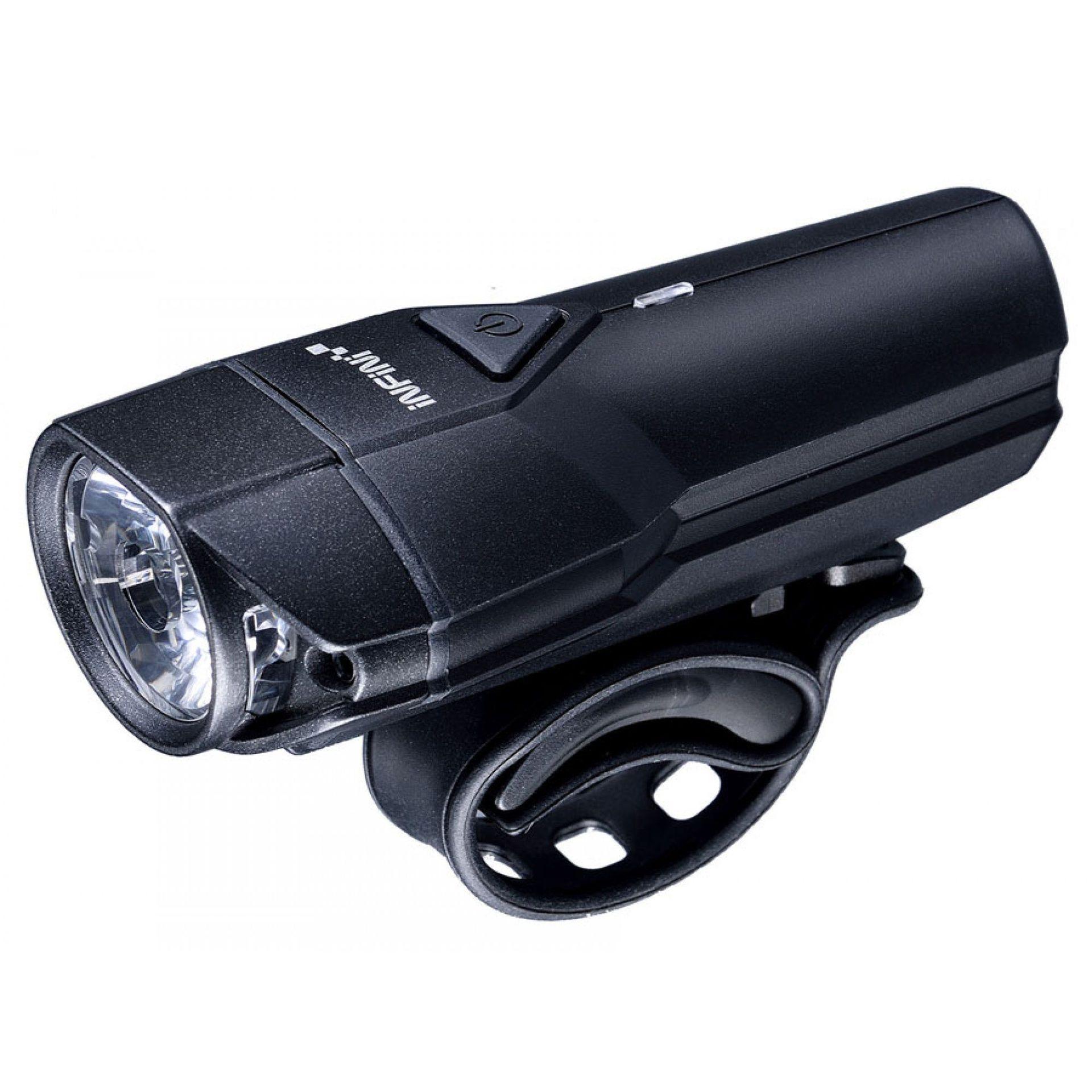 LAMPKA ROWEROWA PRZEDNIA INFINI LAVA 500 10W BLACK