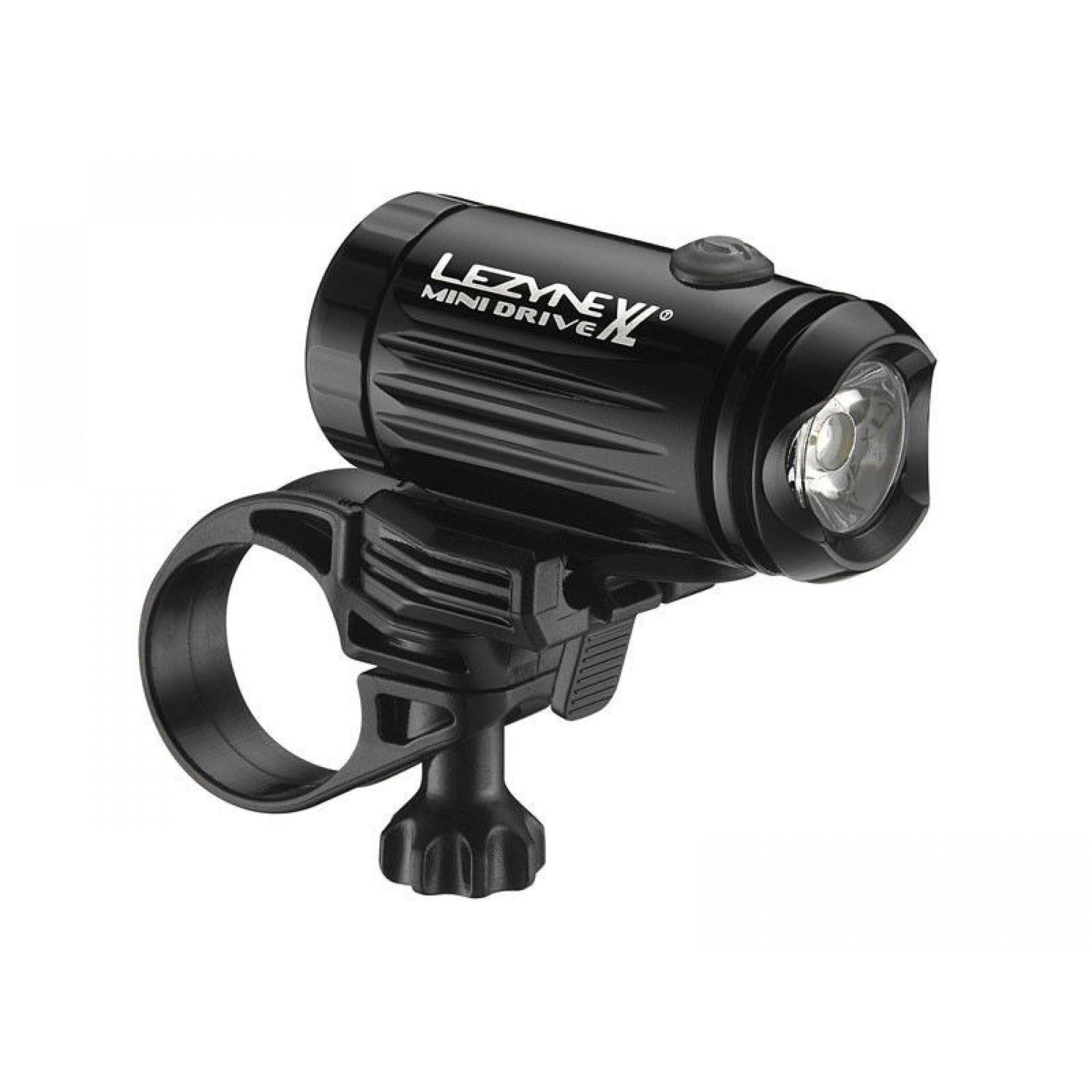 LAMPKA ROWEROWA PRZEDNIA LEZYNE LED MINI DRIVE XL