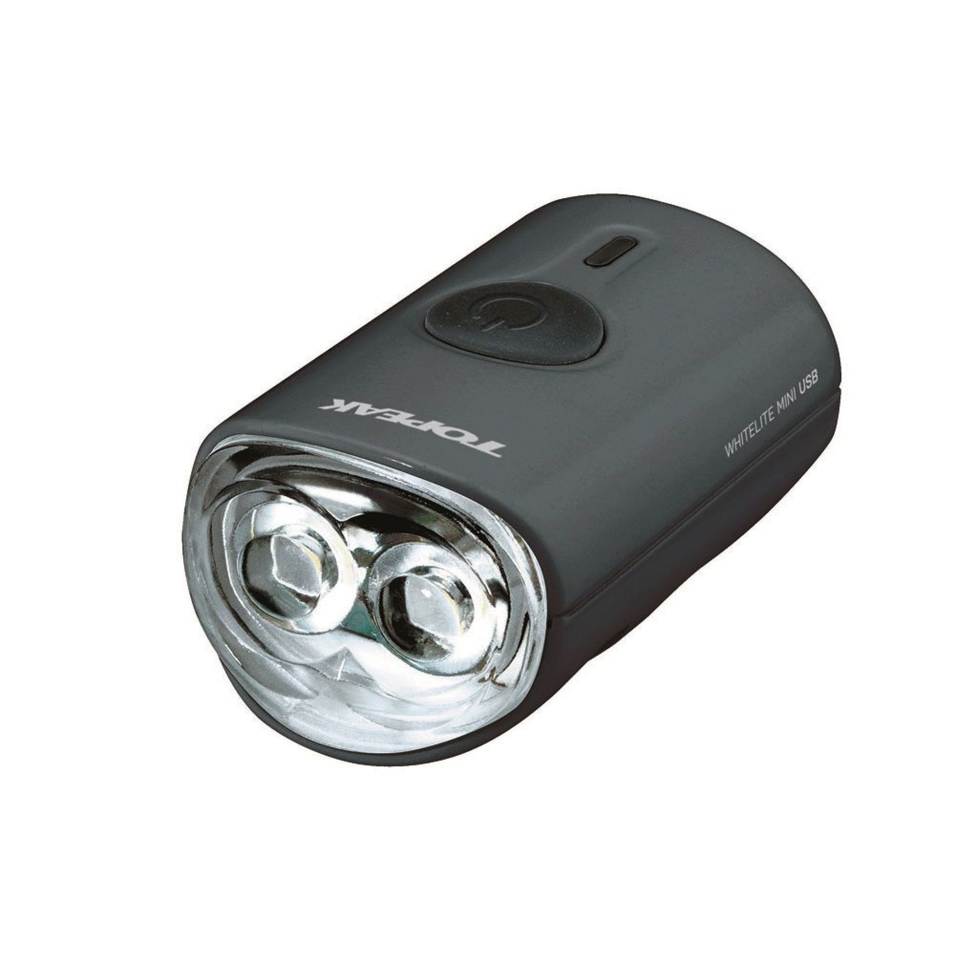 LAMPKA ROWEROWA PRZÓD TOPEAK WHITE LITE MINI USB