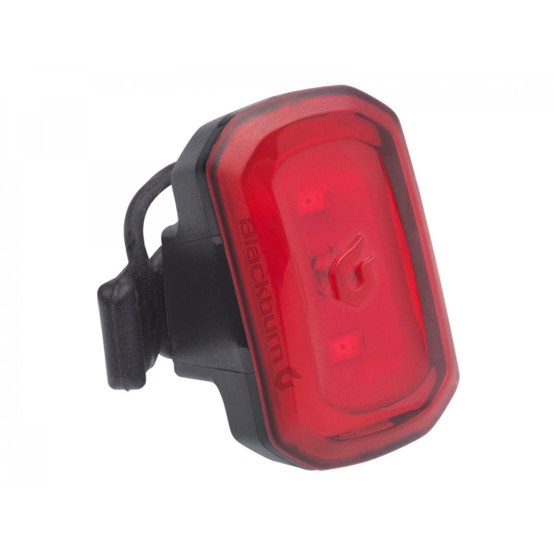 LAMPKA ROWEROWA TYLNA BLACKBURN CLICK USB CZARNY 1