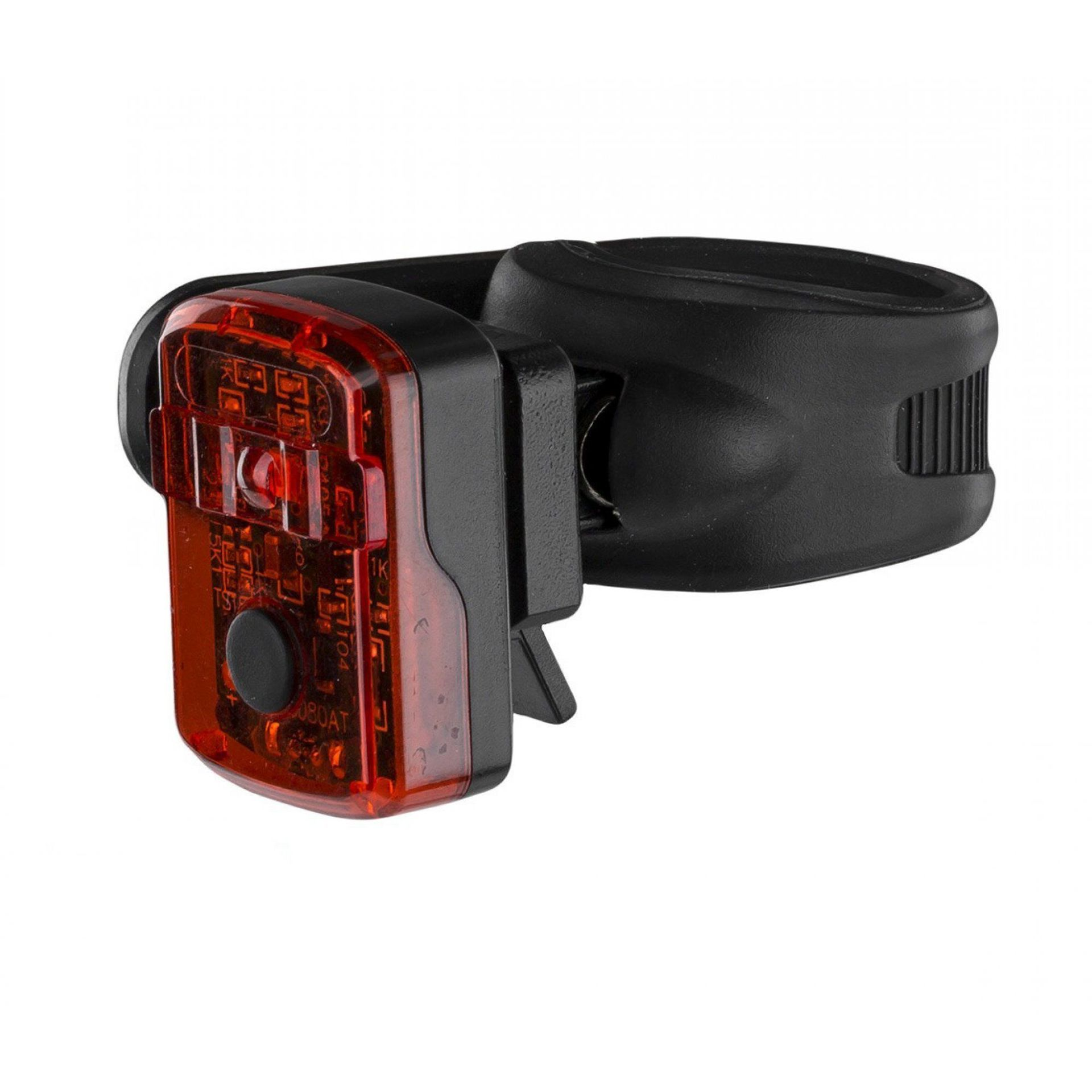 LAMPKA ROWEROWA TYLNA KELLYS PROXIMO USB BLACK