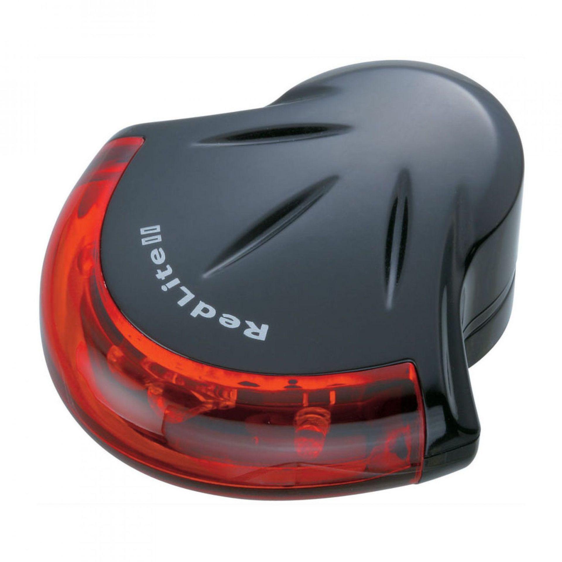 LAMPKA ROWEROWA TYLNA TOPEAK REDLITE II BLACK 1