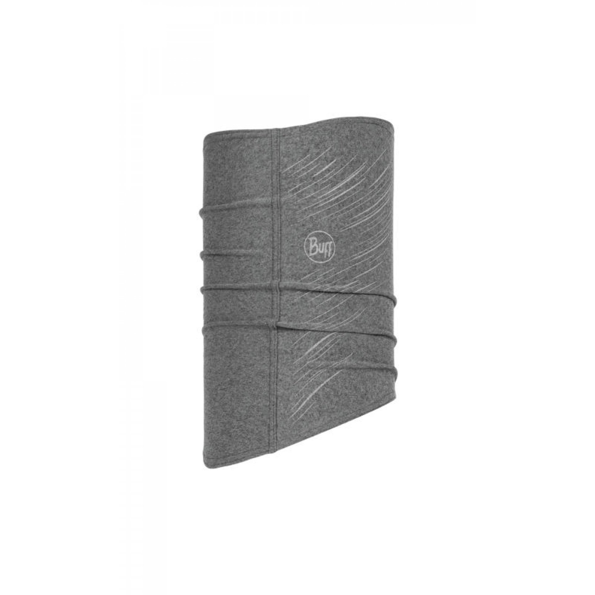NECKWARMER TECH FLEECE R-GREY BUFF