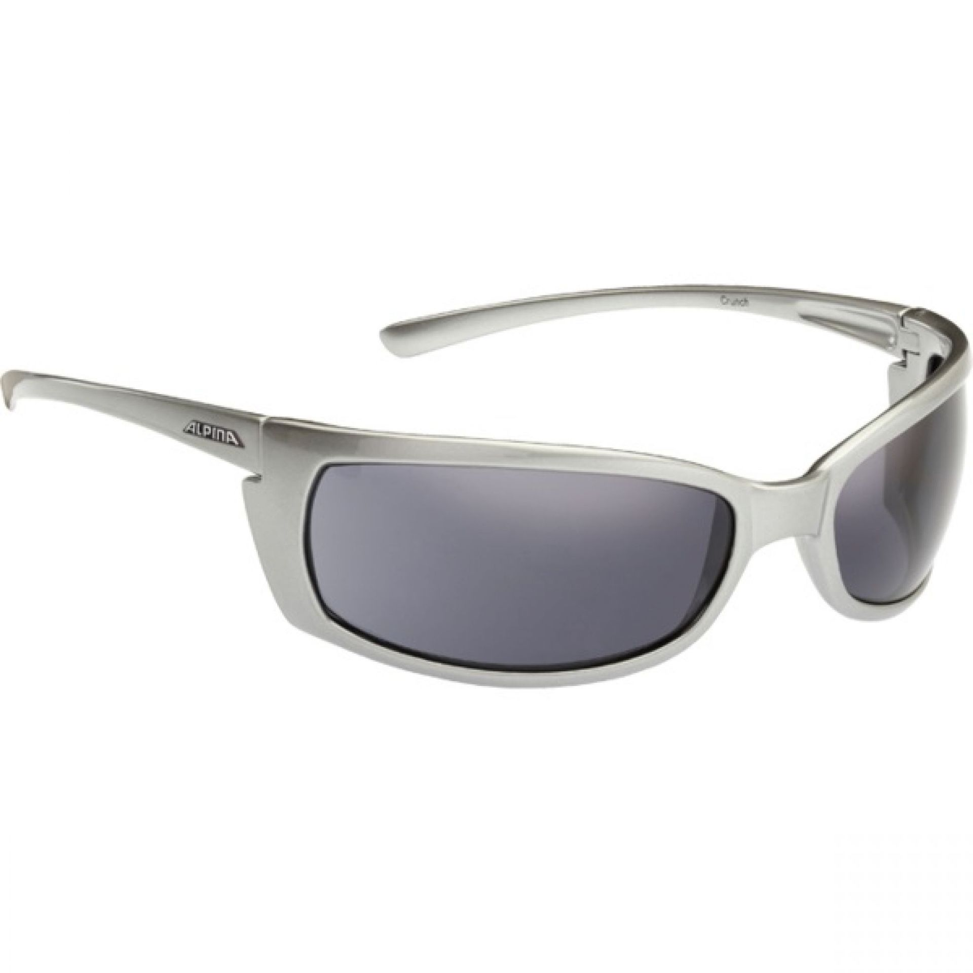Okulary Alpina Crunch szaro czarne