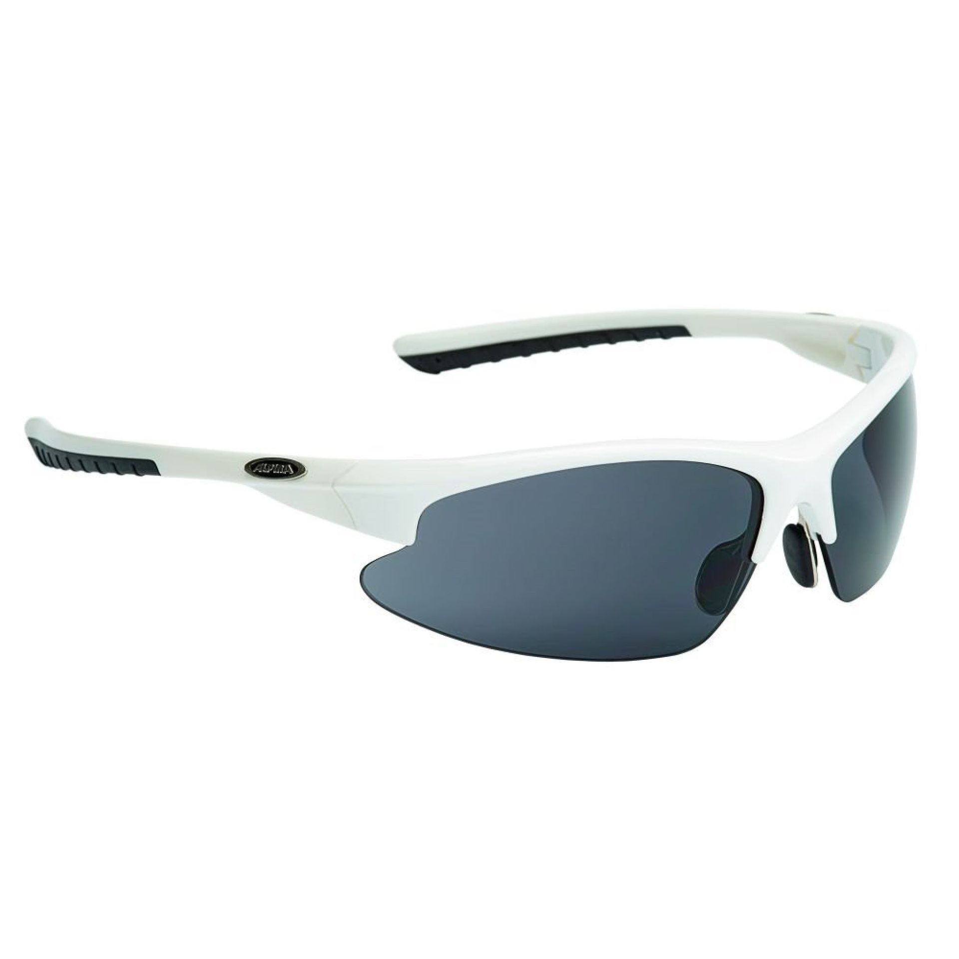 OKULARY ALPINA  DRIBS 2.0 WHITE BLACK S3