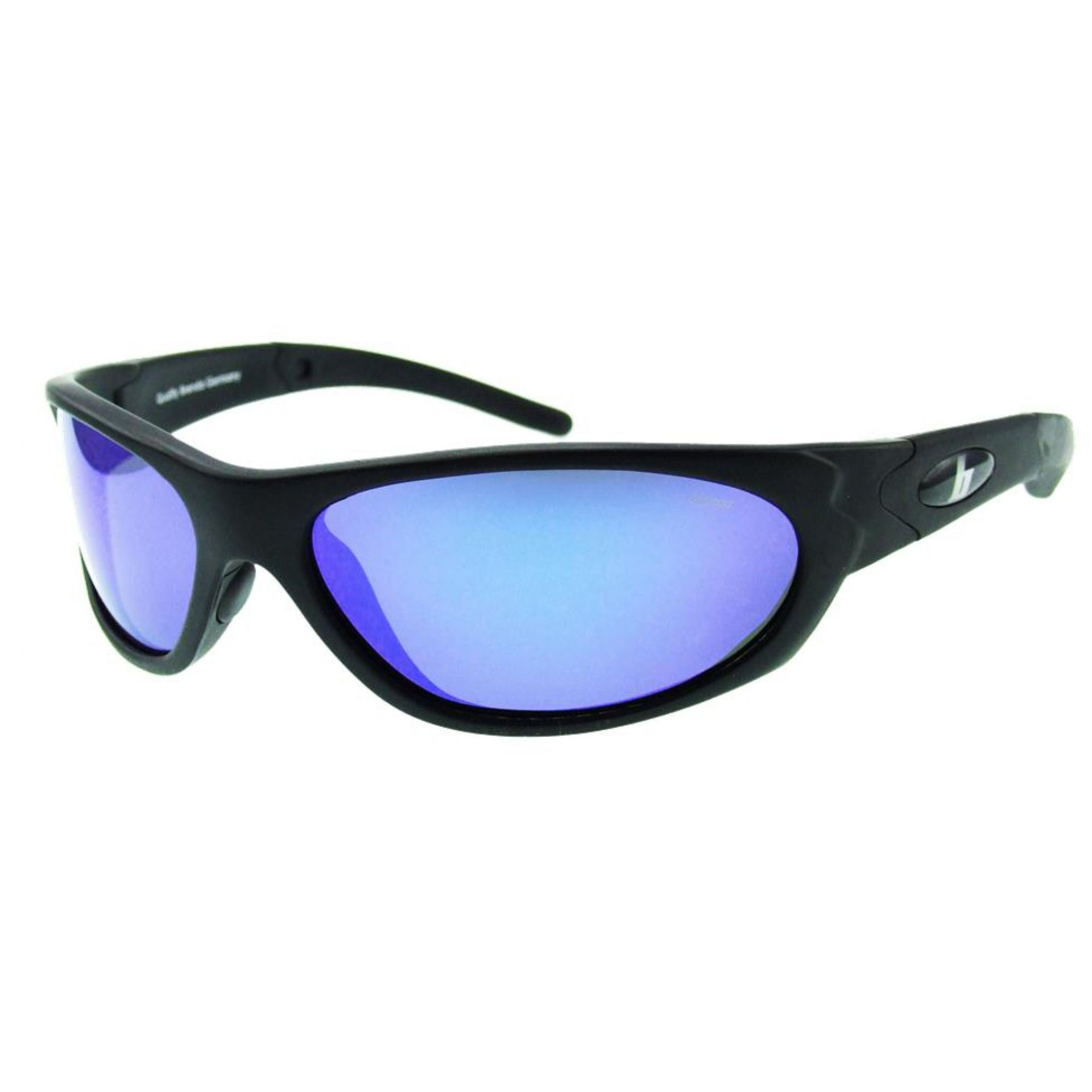 OKULARY BRENDA 8169 BLACK MATT BLUE