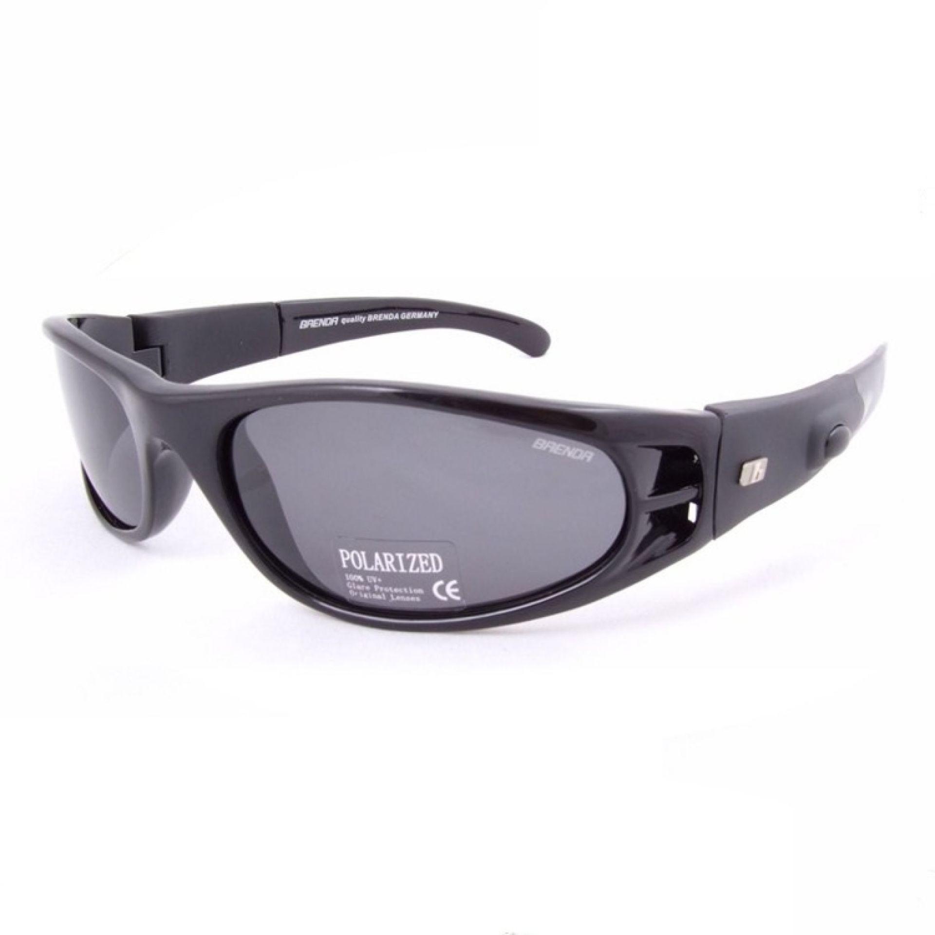 Okulary Brenda G2162-C1 czarne