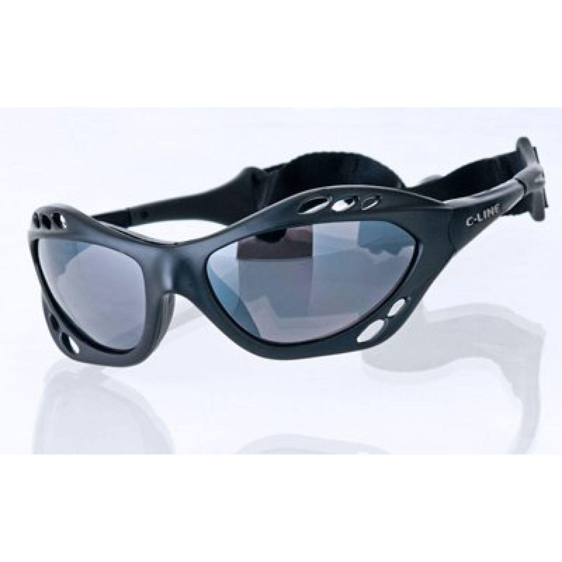 Okulary C-LINE Classic czarne