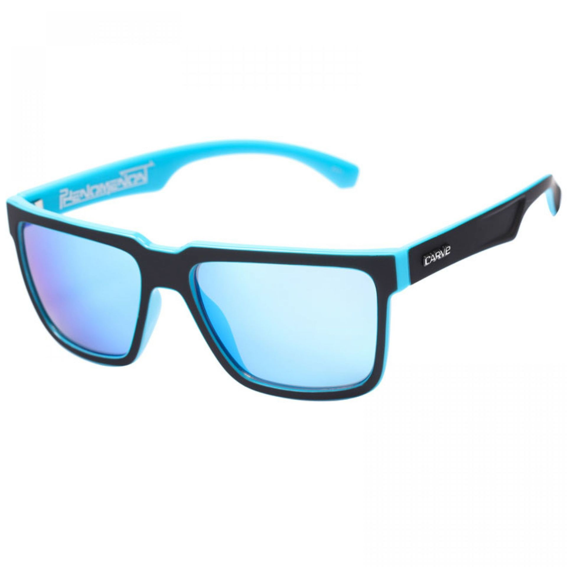 OKULARY CARVE  PHENOMENON BLACK BLUE