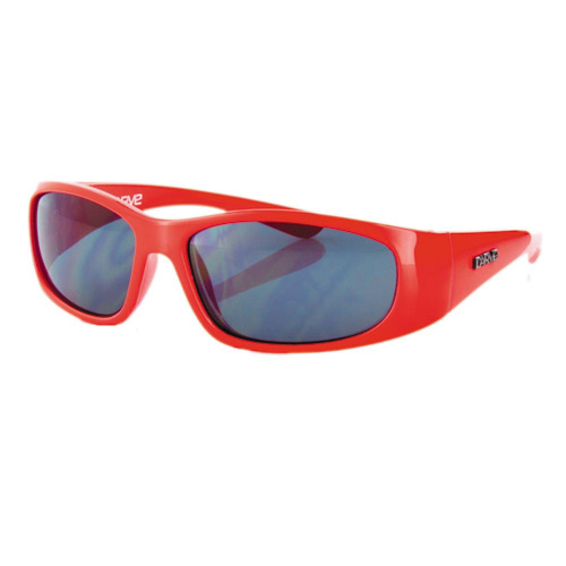 Okulary Carve Racer czerwone