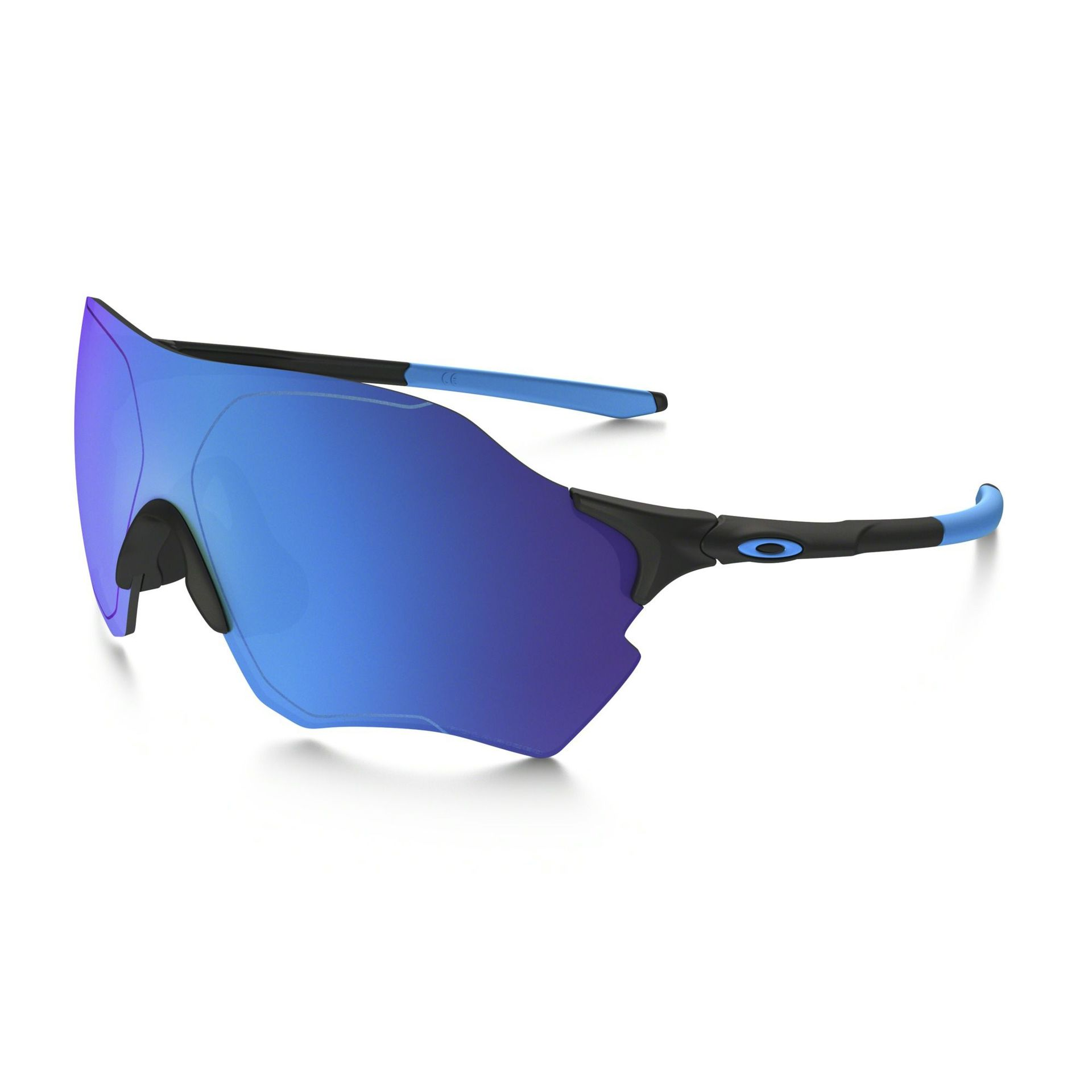 OKULARY OAKLEY EVZERO RANGE POLARIZED SAPPHIRE IRIDIUM POLARIZED