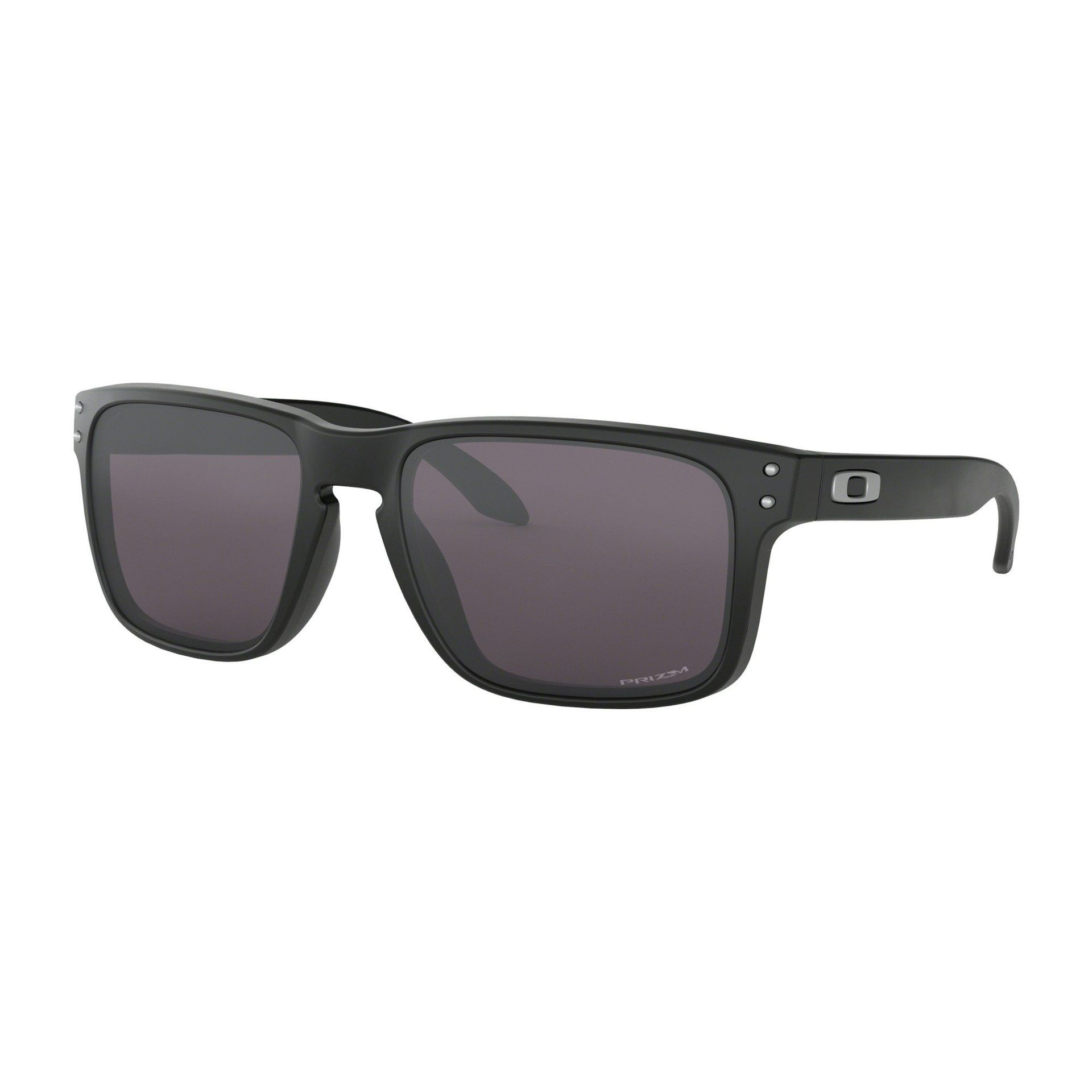 OKULARY OAKLEY HOLBROOK MATTE BLACK|PRIZM GREY 1