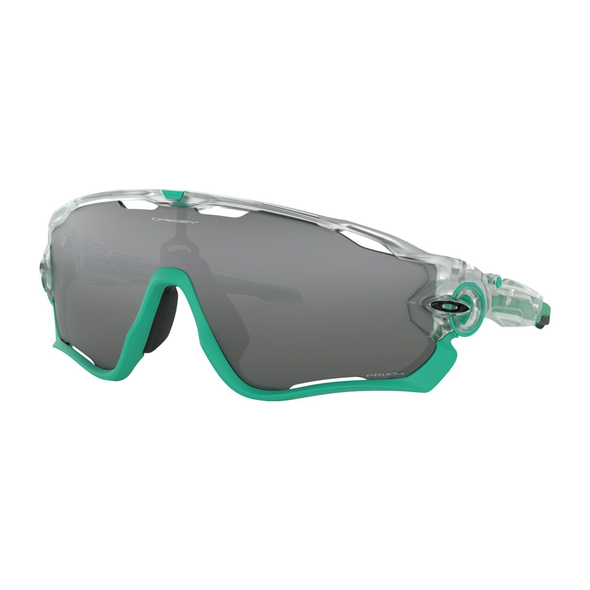 OKULARY OAKLEY JAWBREAKER CRYSTAL CLEAR|PRIZM BLACK 1