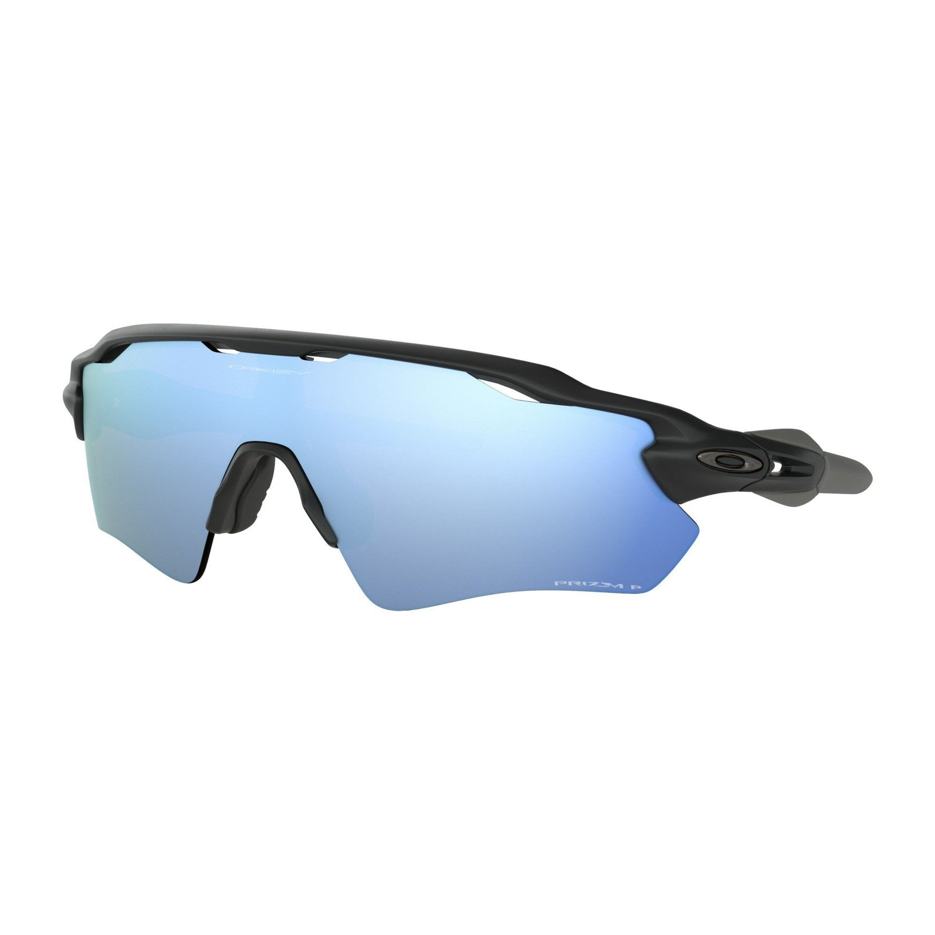 OKULARY OAKLEY RADAR EV PATH MATTE BLACK|PRIZM DEEP WATER POLARIZED 1