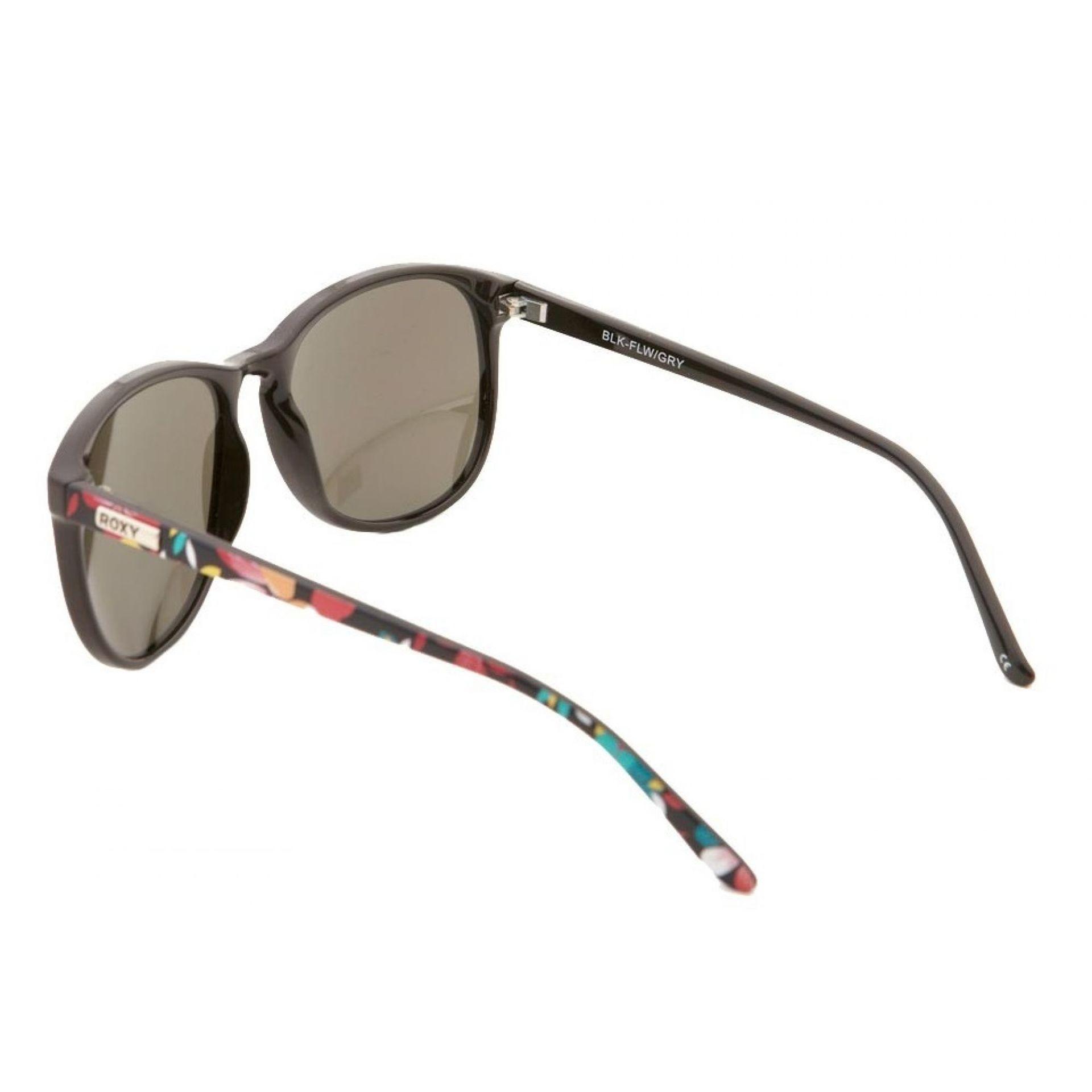 Okulary Roxy Josephine widok z tylu czarny