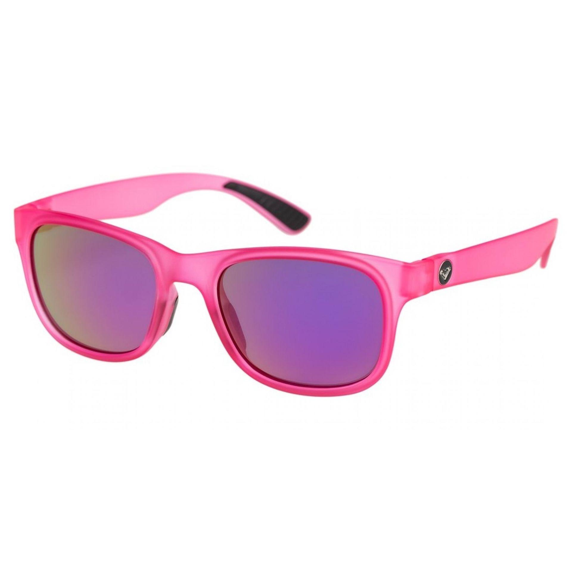 Okulary Roxy Runaway różowy.