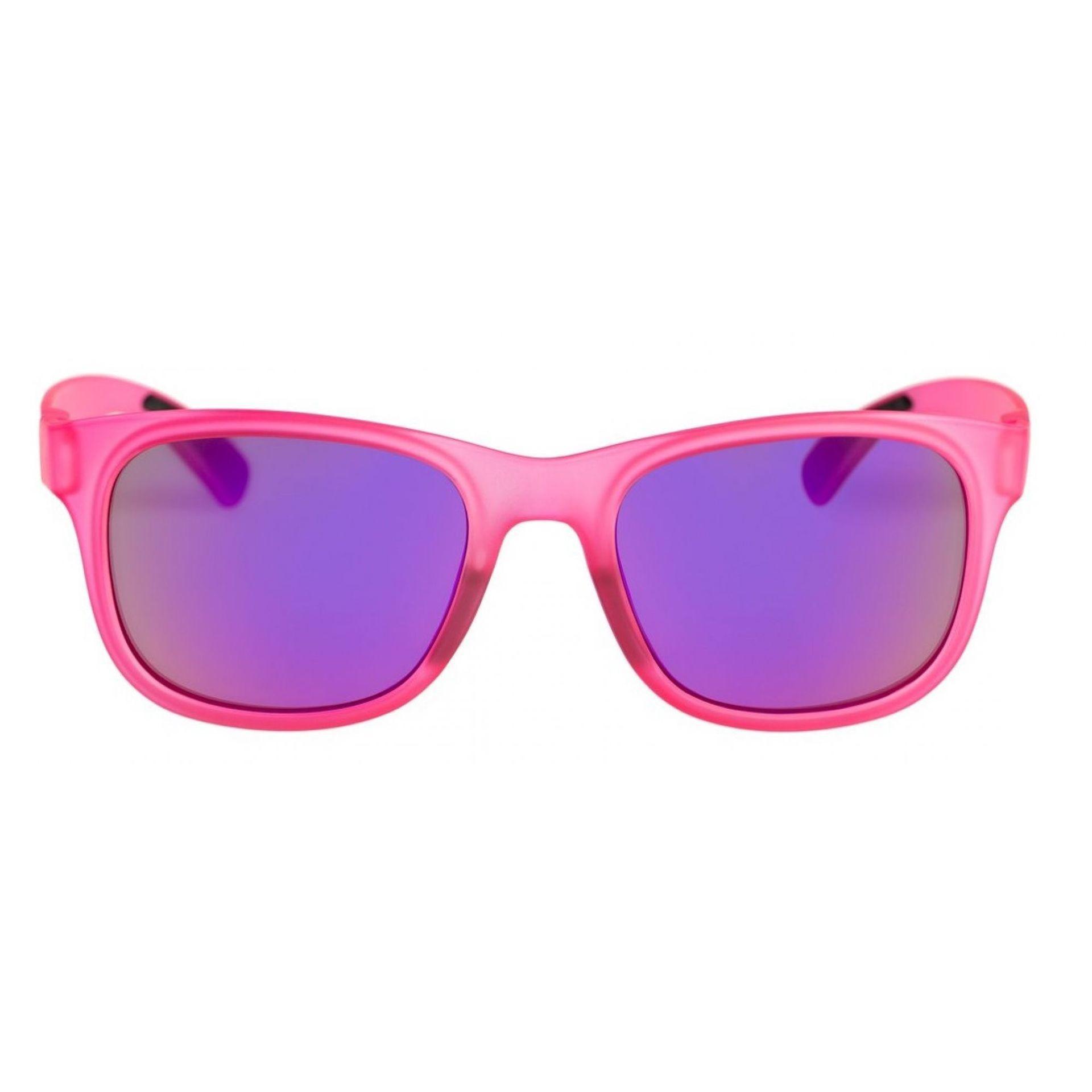 Okulary Roxy Runaway widok z przodu różowy