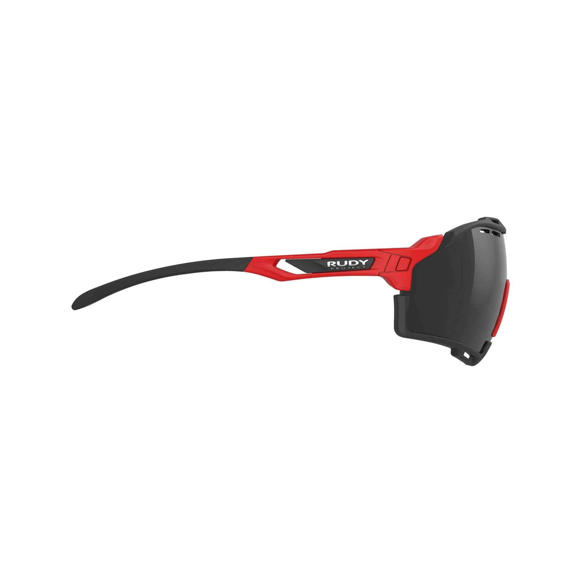 OKULARY RUDY PROJECT CUTLINE FIRE RED SMOKE BLACK 4