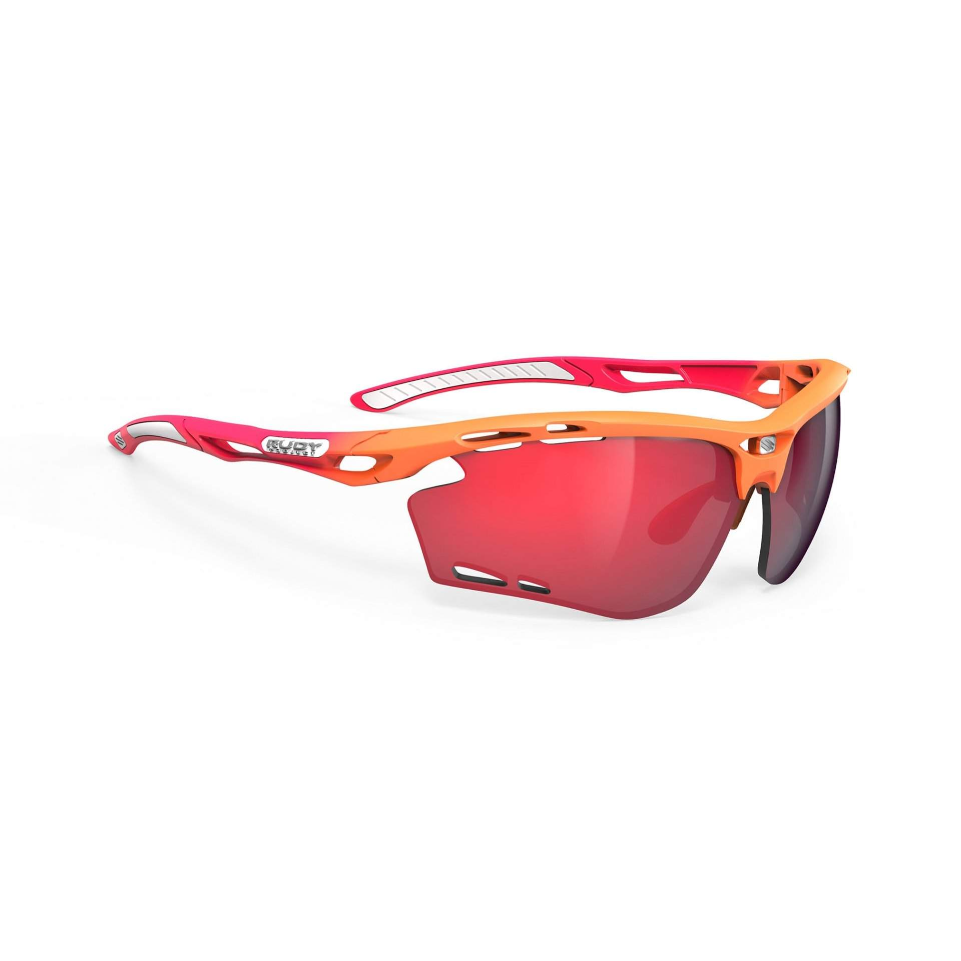 OKULARY RUDY PROJECT PROPULSE MANDARIN FADE CORAL MULTILASER RED 1