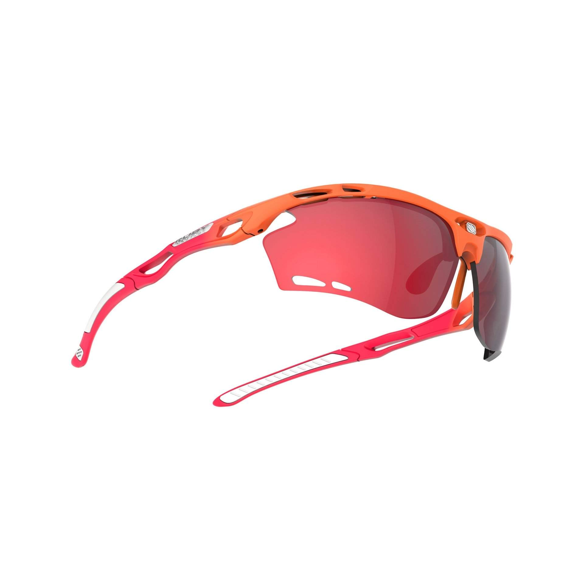 OKULARY RUDY PROJECT PROPULSE MANDARIN FADE CORAL MULTILASER RED 3