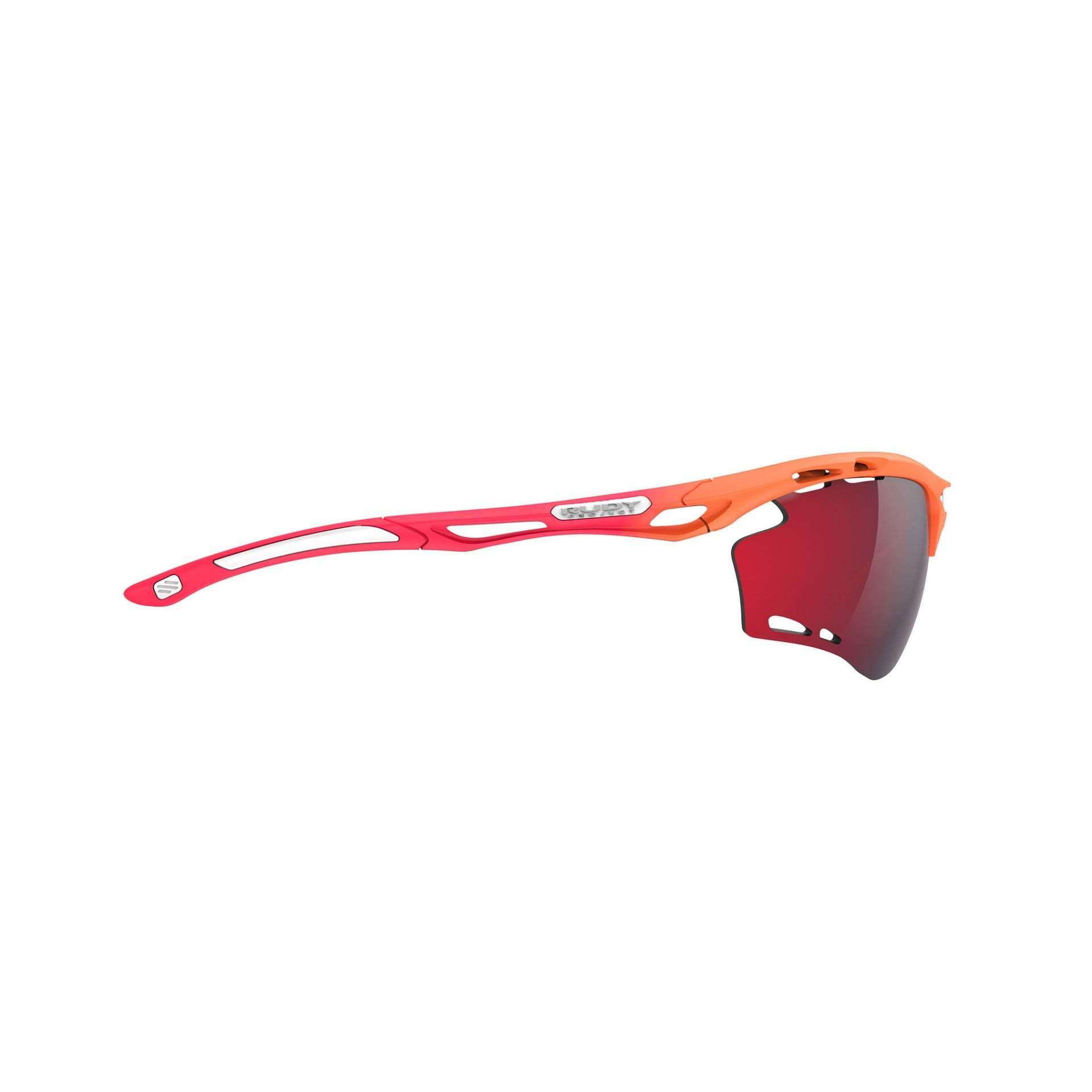 OKULARY RUDY PROJECT PROPULSE MANDARIN FADE CORAL MULTILASER RED 4