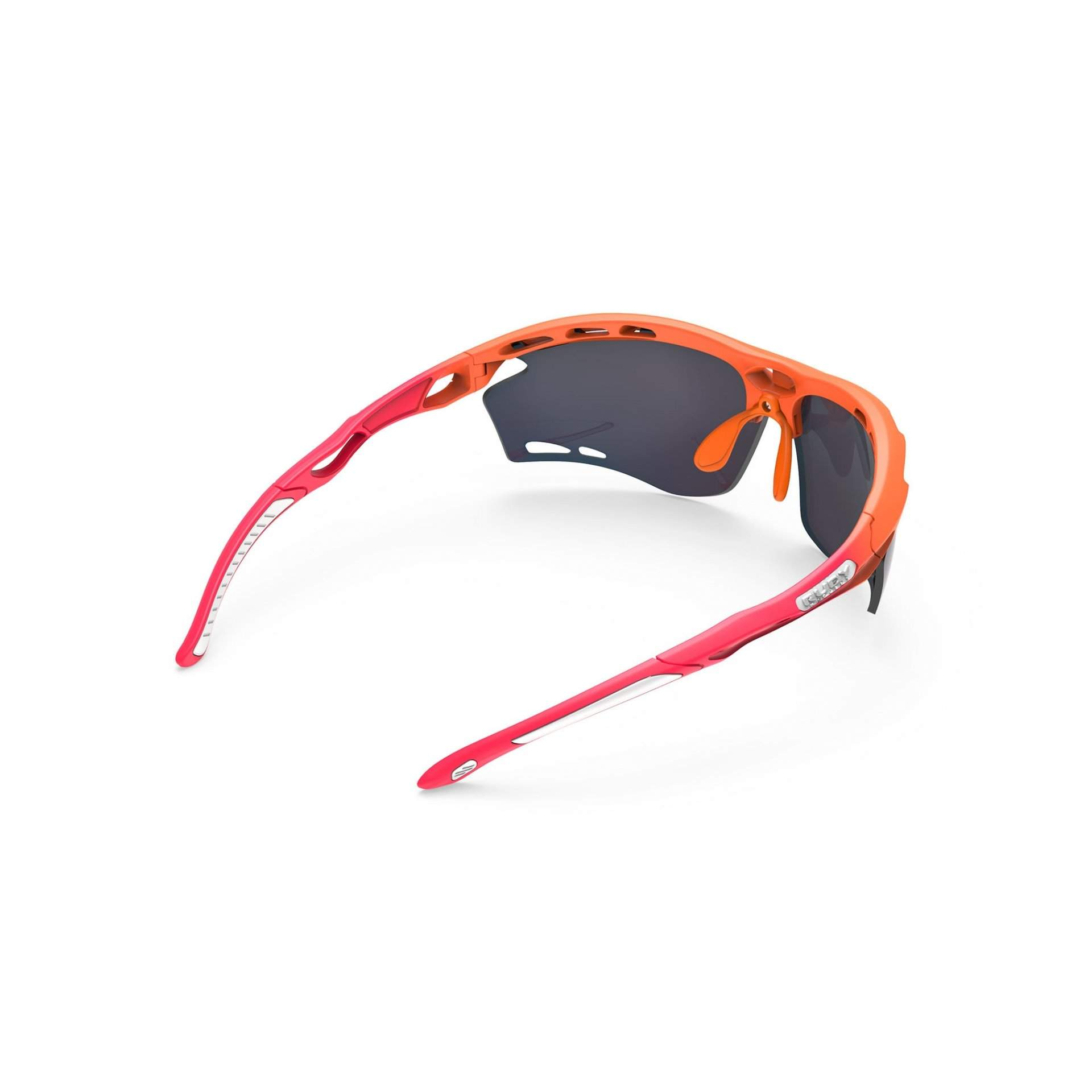 OKULARY RUDY PROJECT PROPULSE MANDARIN FADE CORAL MULTILASER RED 5