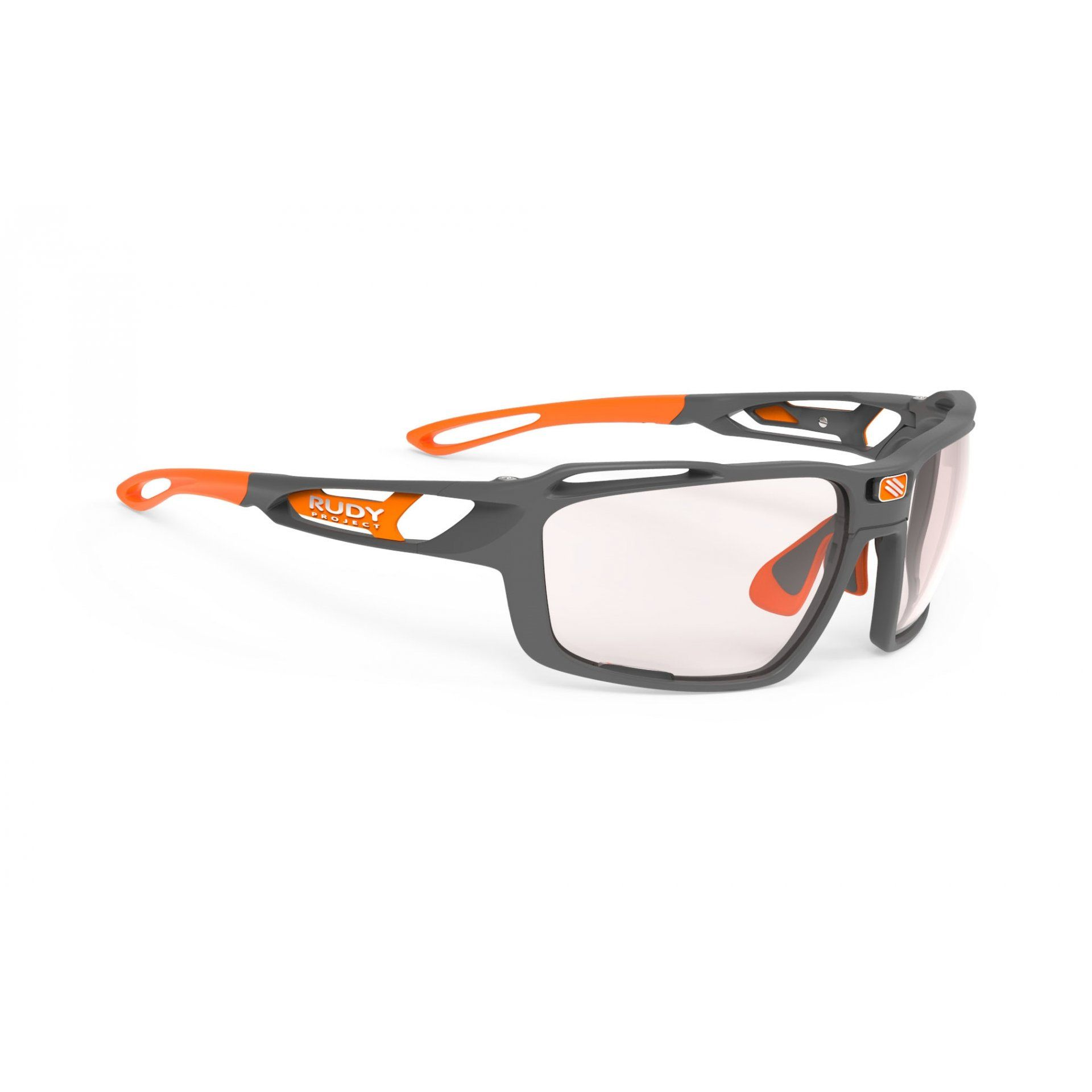 OKULARY RUDY PROJECT SINTRYX PYOMBO MATTE+IMPACTX PHOTOCHROMIC 2 RED 1