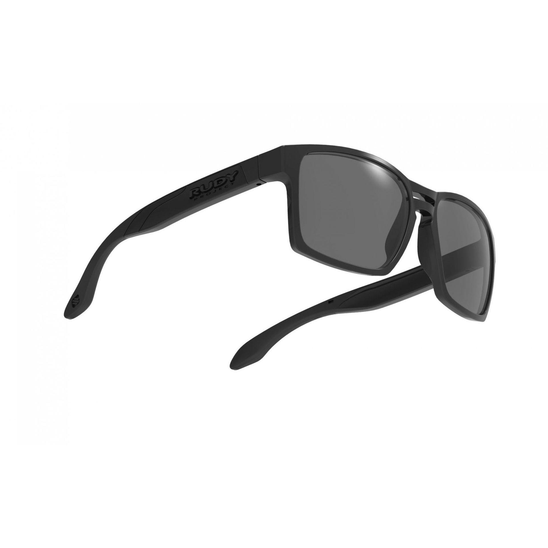 OKULARY RUDY PROJECT SPINAIR 57 BLACK + SMOKE BLACK SP571042 3