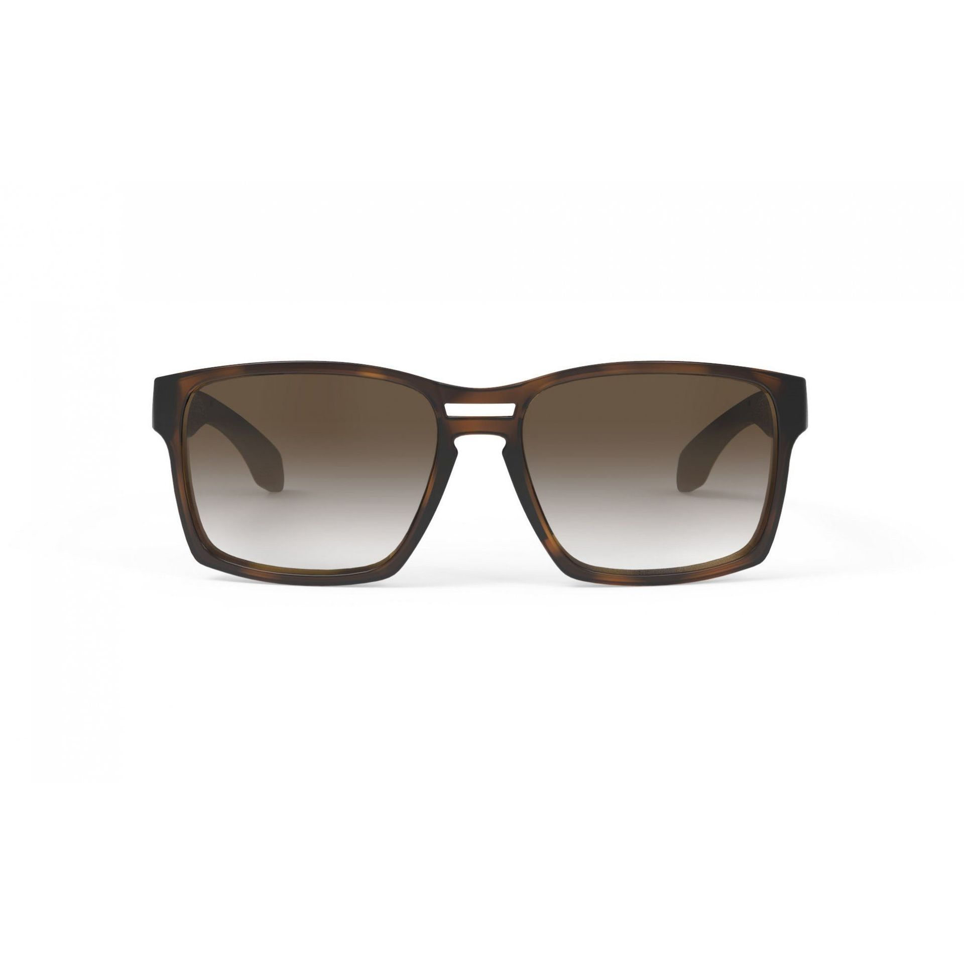 OKULARY RUDY PROJECT SPINAIR 57 DEMI TURTLE + BROWN DEG SP573650 2