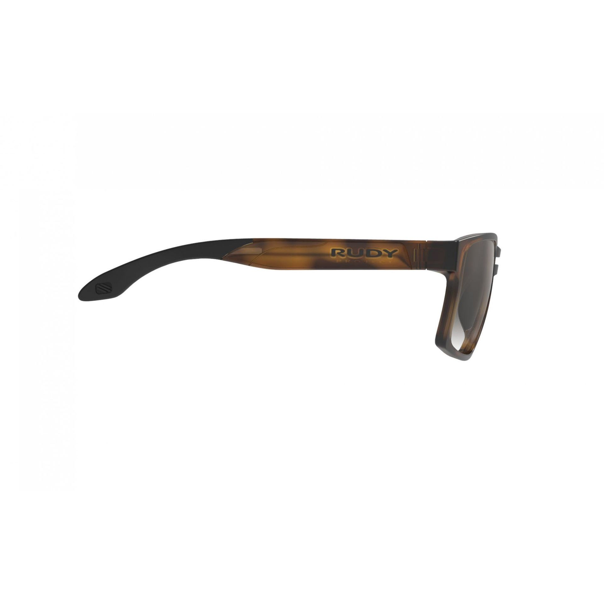 OKULARY RUDY PROJECT SPINAIR 57 DEMI TURTLE + BROWN DEG SP573650 4